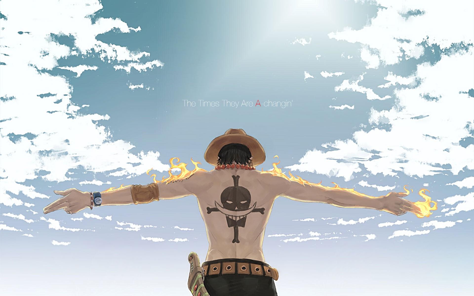Anime 1920x1200 One Piece anime manga digital