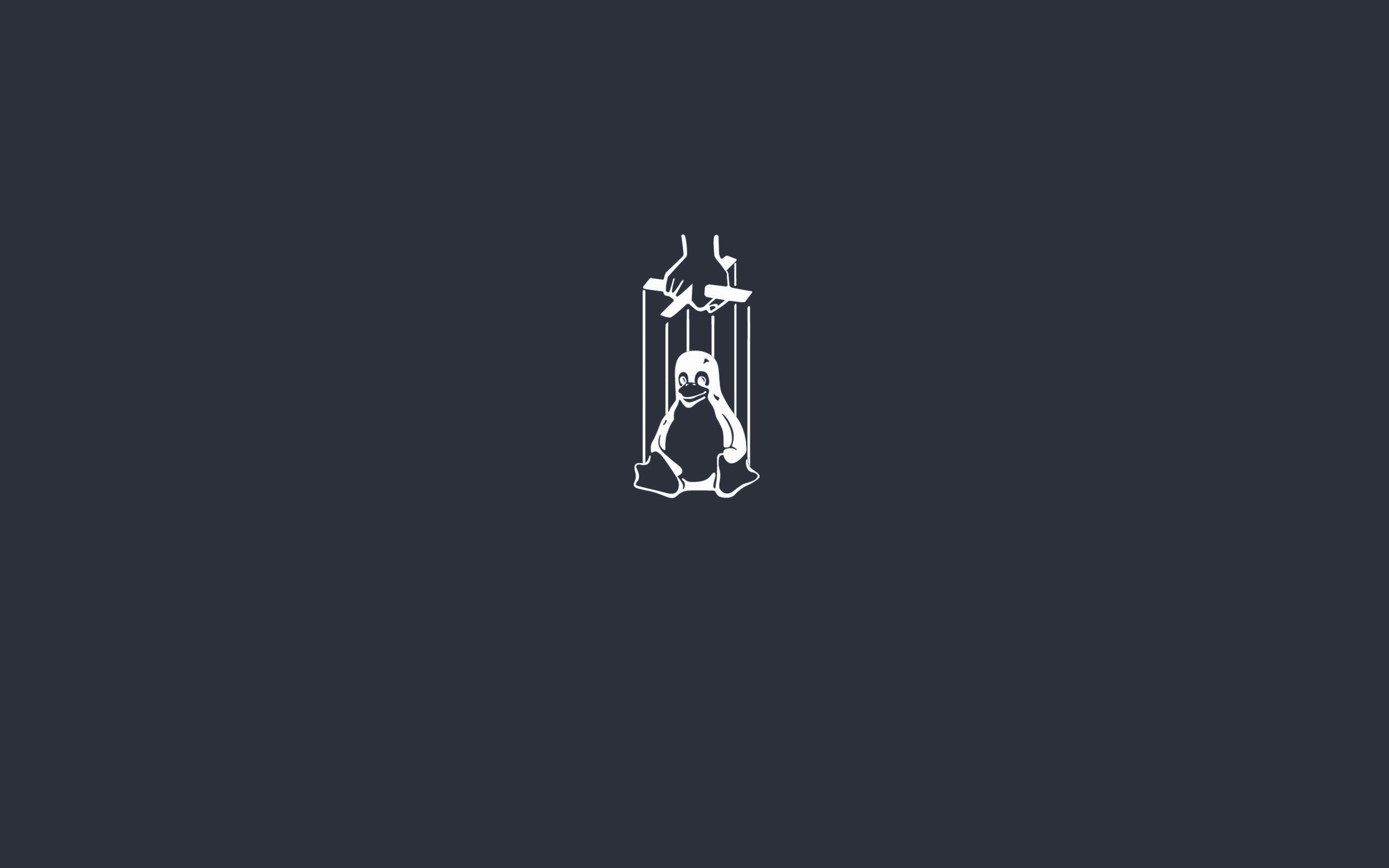 General 2560x1600 minimalism Linux simple background