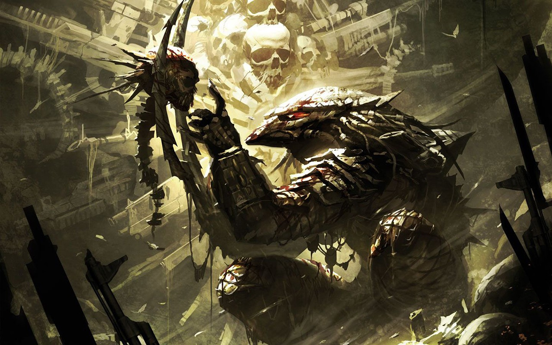 General 1440x900 Predator (movie) skull creature