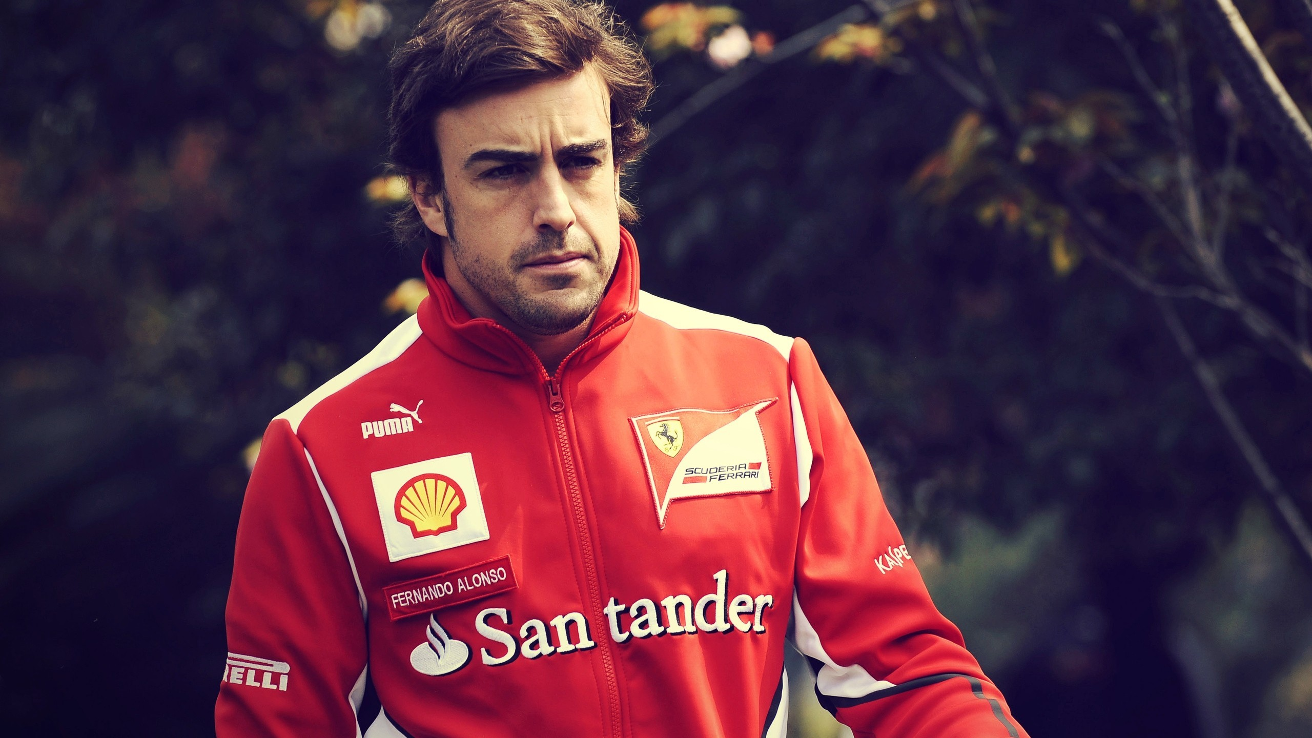 People 2560x1440 men Driver Ferrari world champion