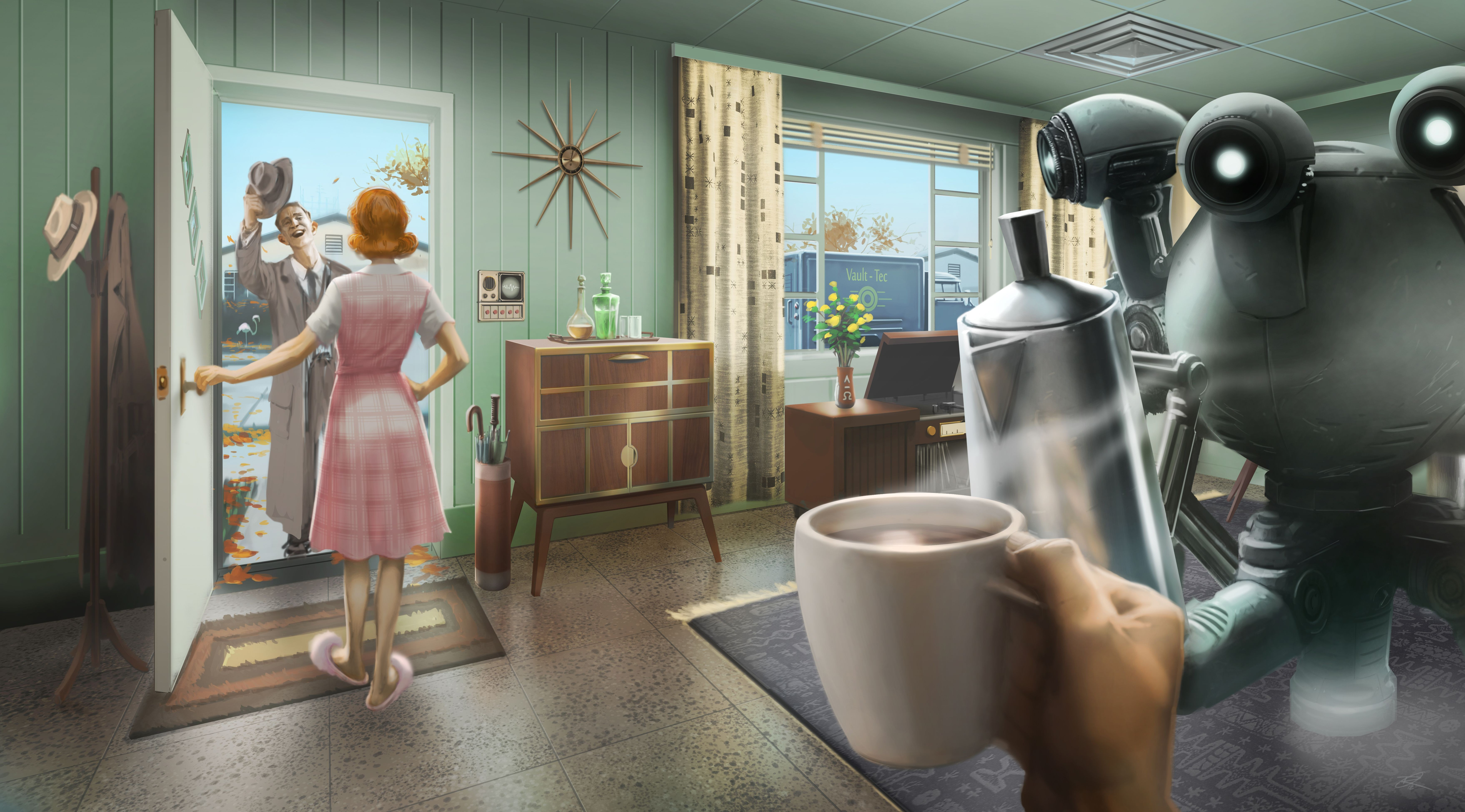 General 7036x3900 Fallout 4 concept art Fallout
