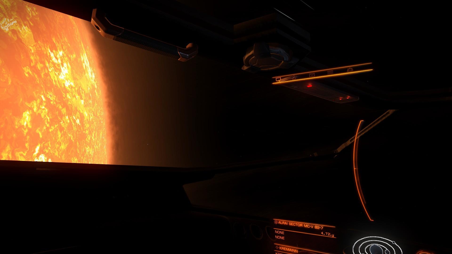General 1920x1080 Elite: Dangerous space exploration video games first person