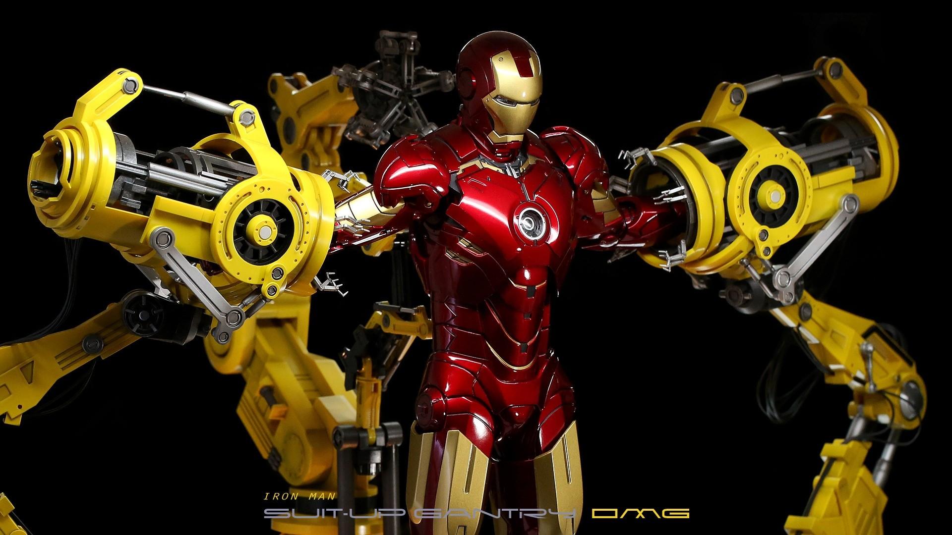 General 1920x1080 Iron Man toys action figures