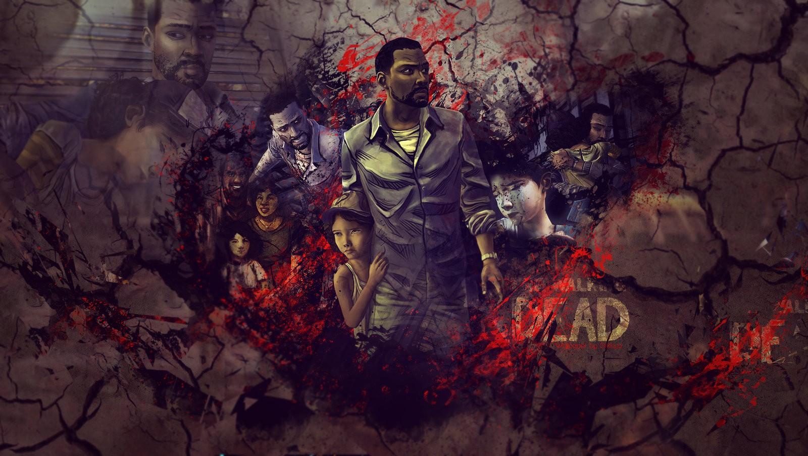 General 1600x904 The Walking Dead Walking Dead: A Telltale Games Series Clementine (Character)
