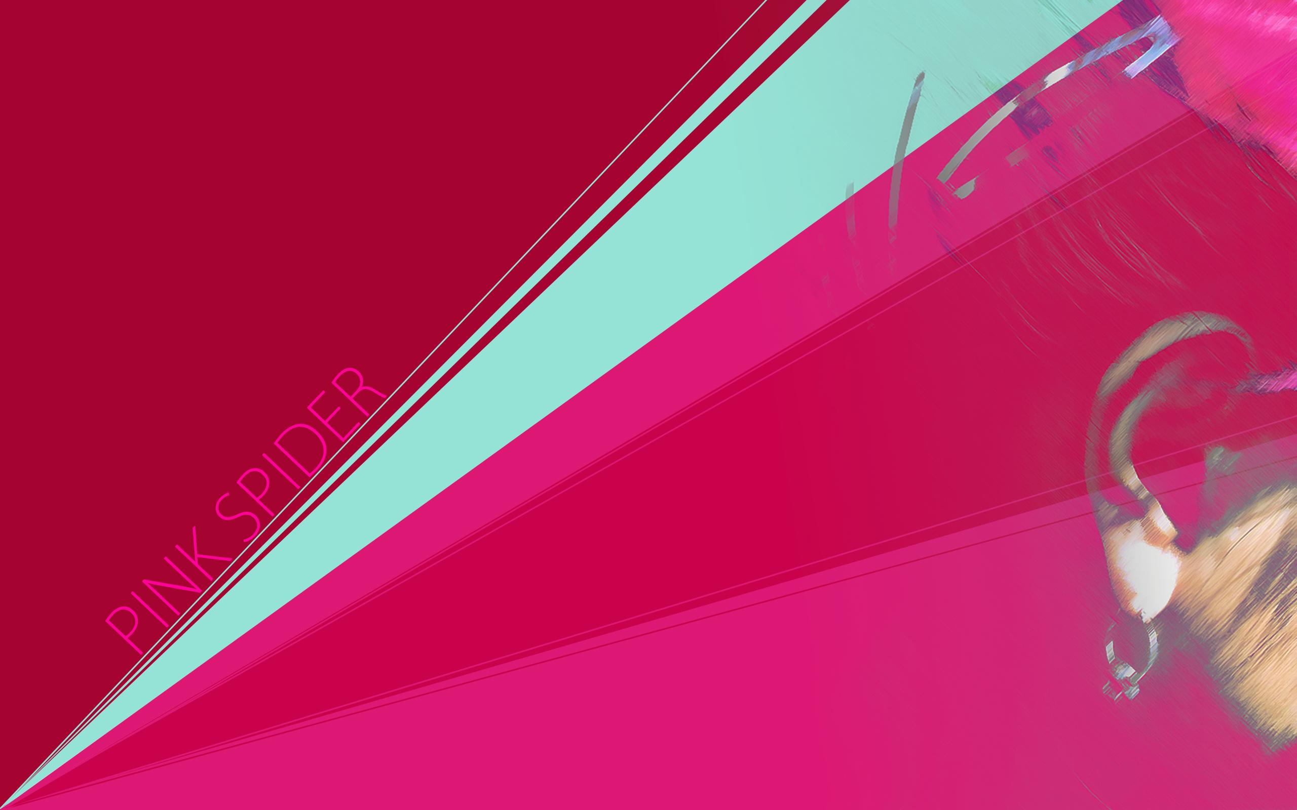 General 2560x1600 hide (musician) X Japan typography lines digital art red pink