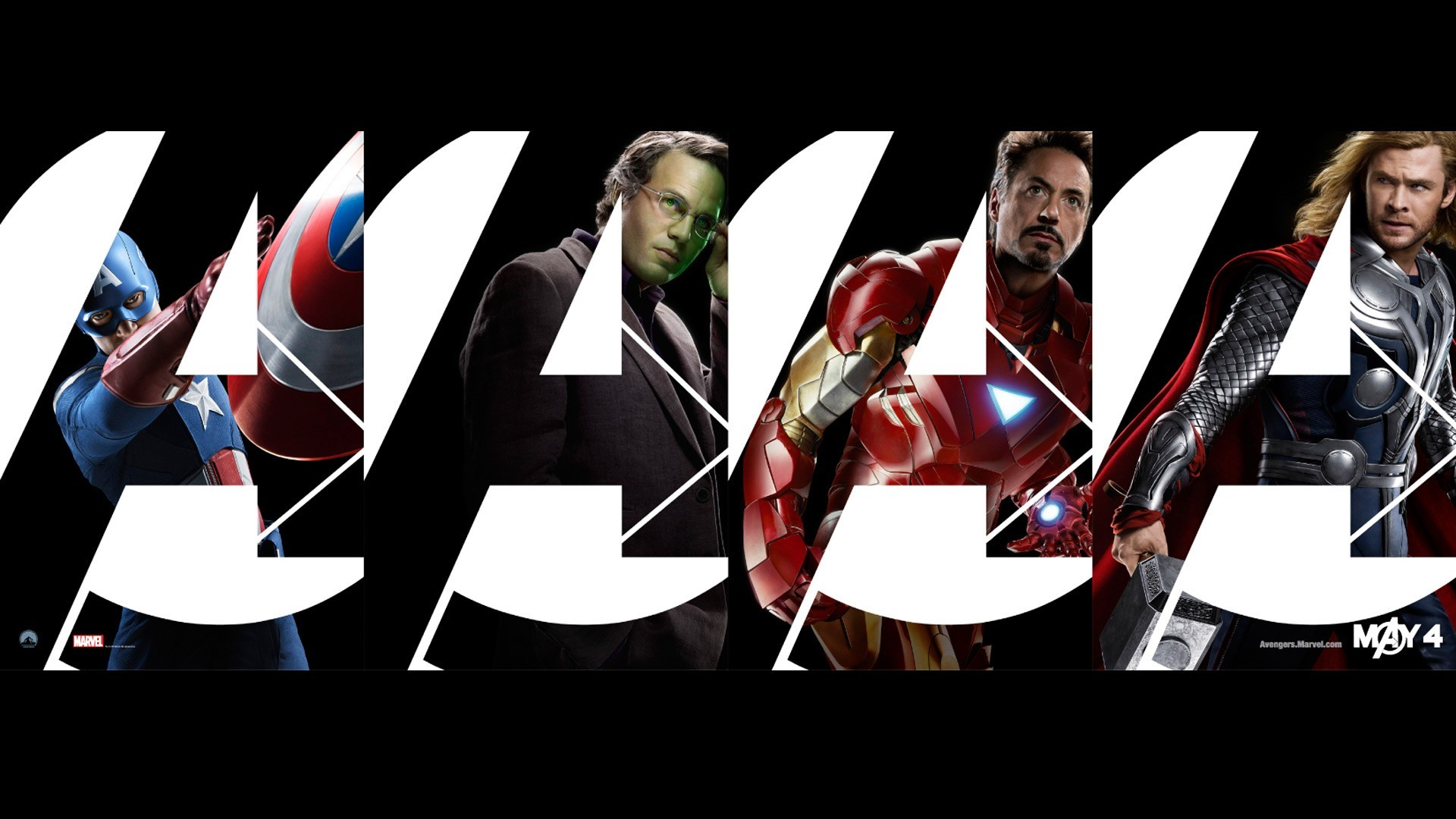 General 1920x1080 movies The Avengers Thor Iron Man Captain America Hulk Bruce Banner Chris Hemsworth Chris Evans Mark Ruffalo Robert Downey Jr. Marvel Cinematic Universe