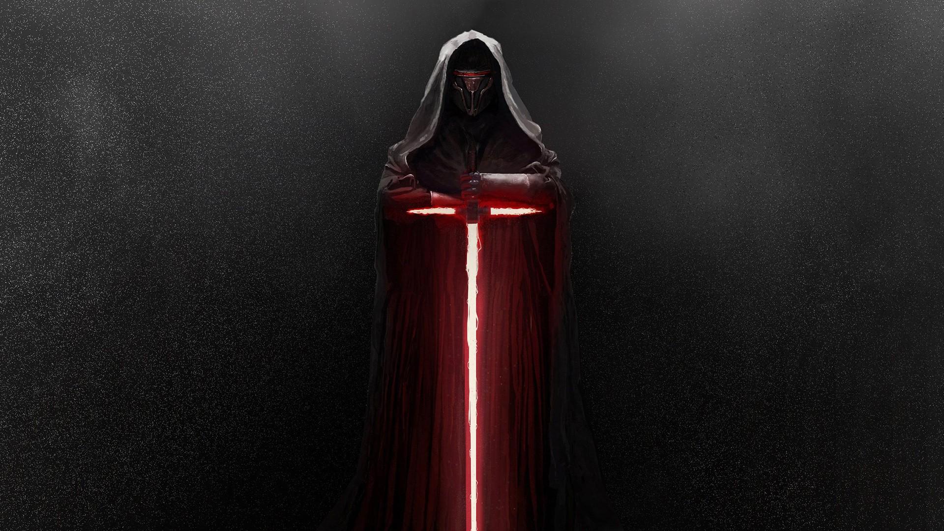 General 1920x1080 Star Wars Kylo Ren lightsaber hoods