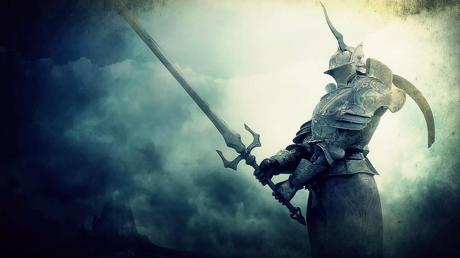 General 1924x1080 Demon's Souls video games knight sword