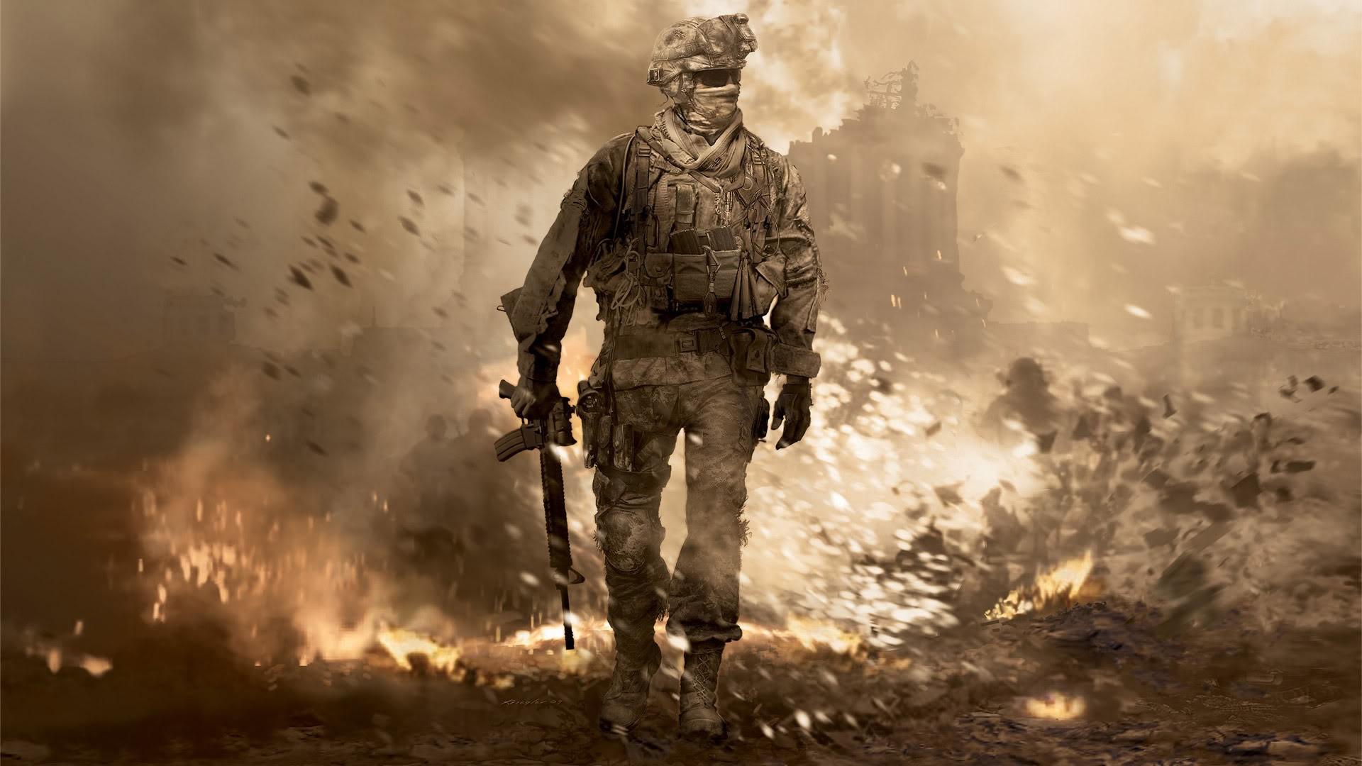 General 1920x1080 Call of Duty Call of Duty Modern Warfare 2 video games