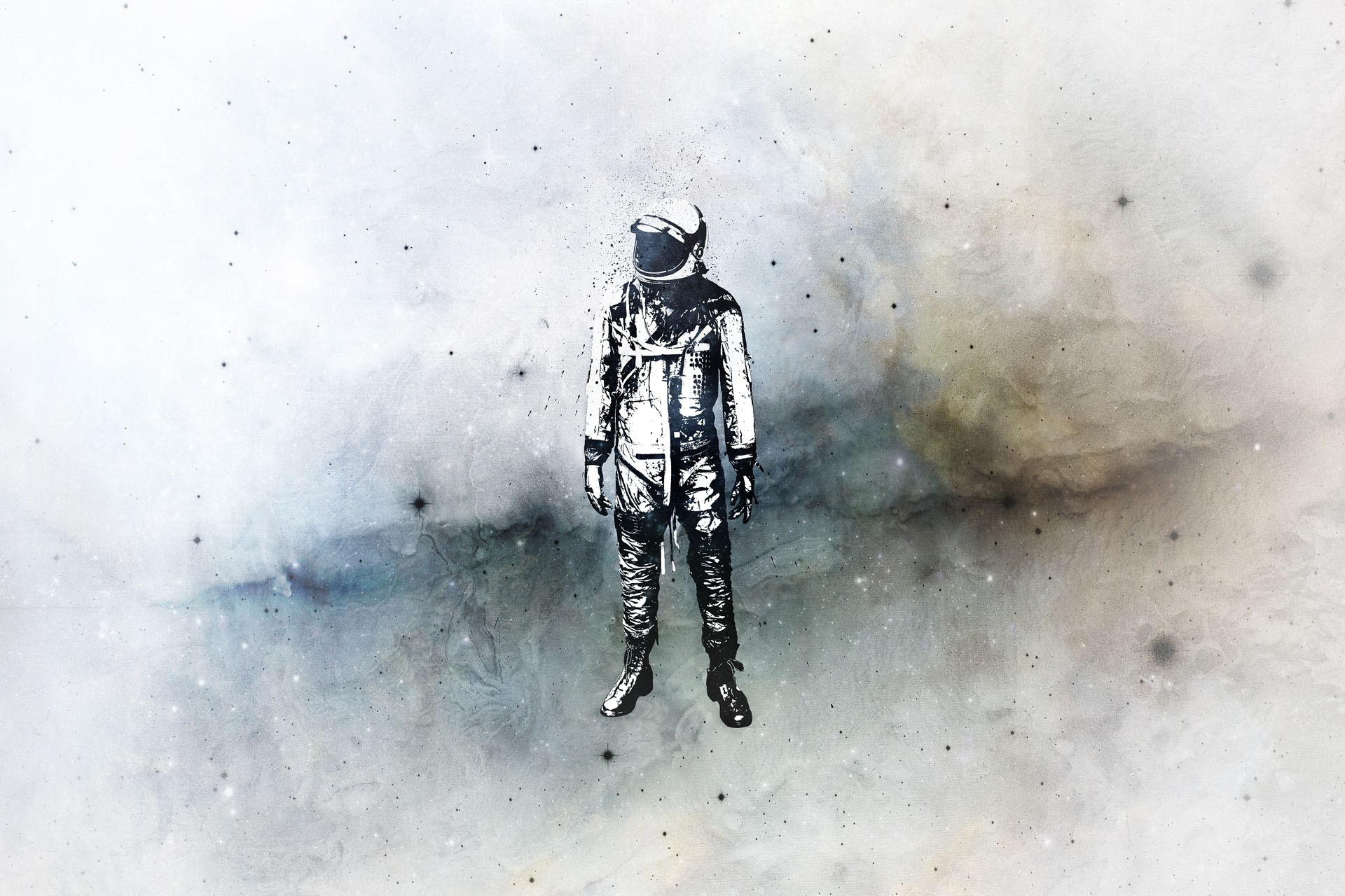 General 1920x1280 astronaut space alone isolation