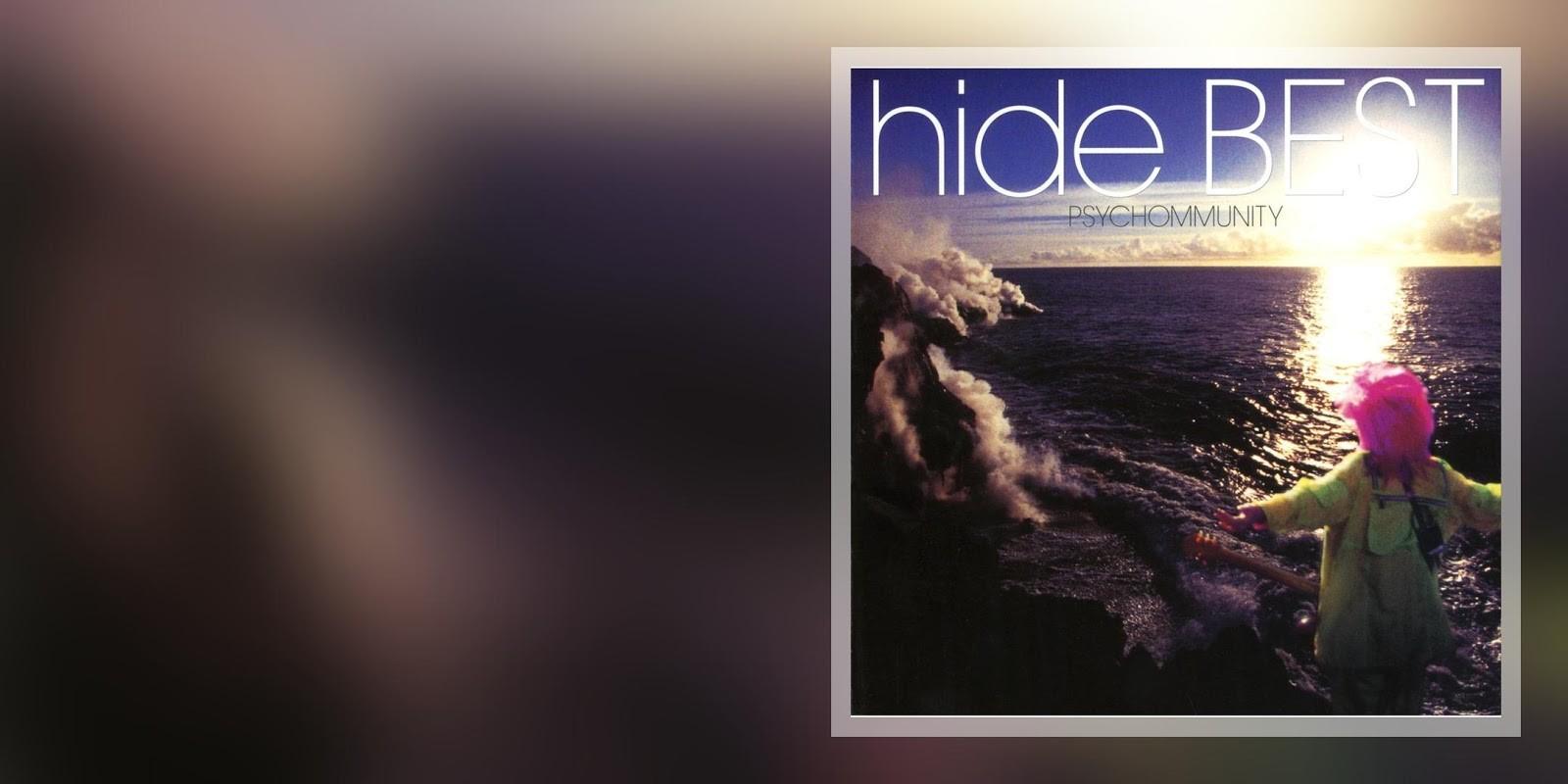 General 1600x800 album covers cover art J Rock hide (musician) music