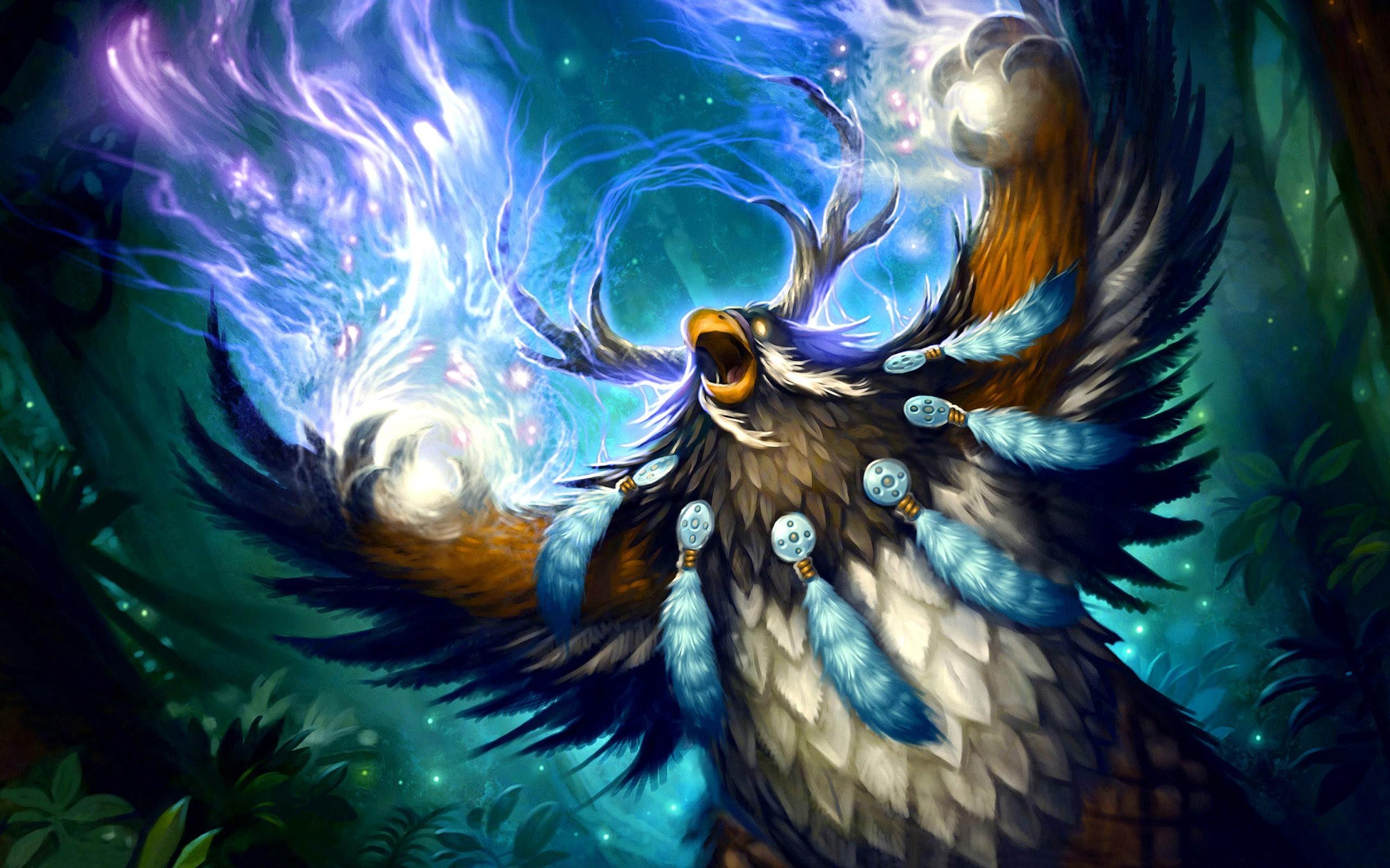 General 2560x1600 Warcraft Druid video games World of Warcraft