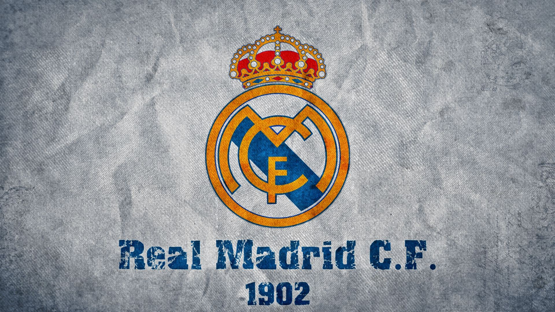 General 1920x1080 Real Madrid soccer logo crown sport  sports 1902 (Year) numbers soccer clubs