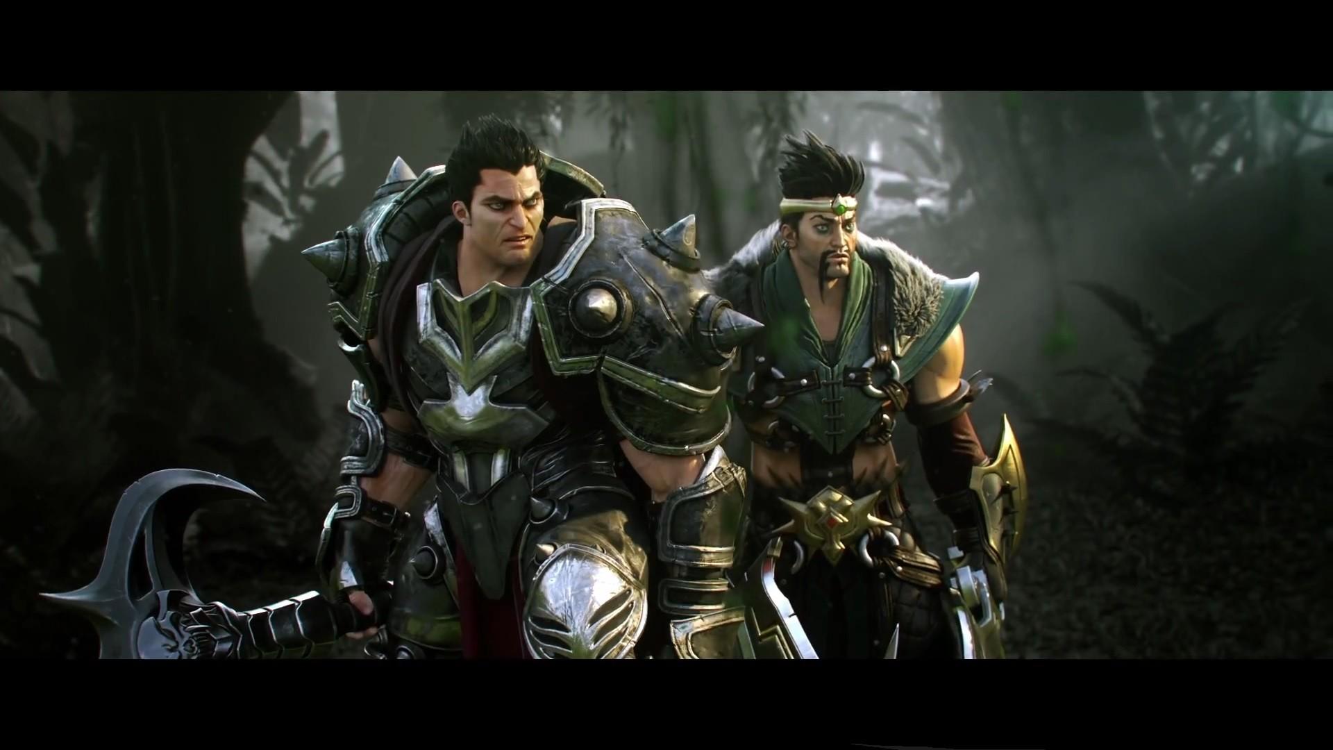 General 1920x1080 Darius Draven League of Legends Dark Brotherhood