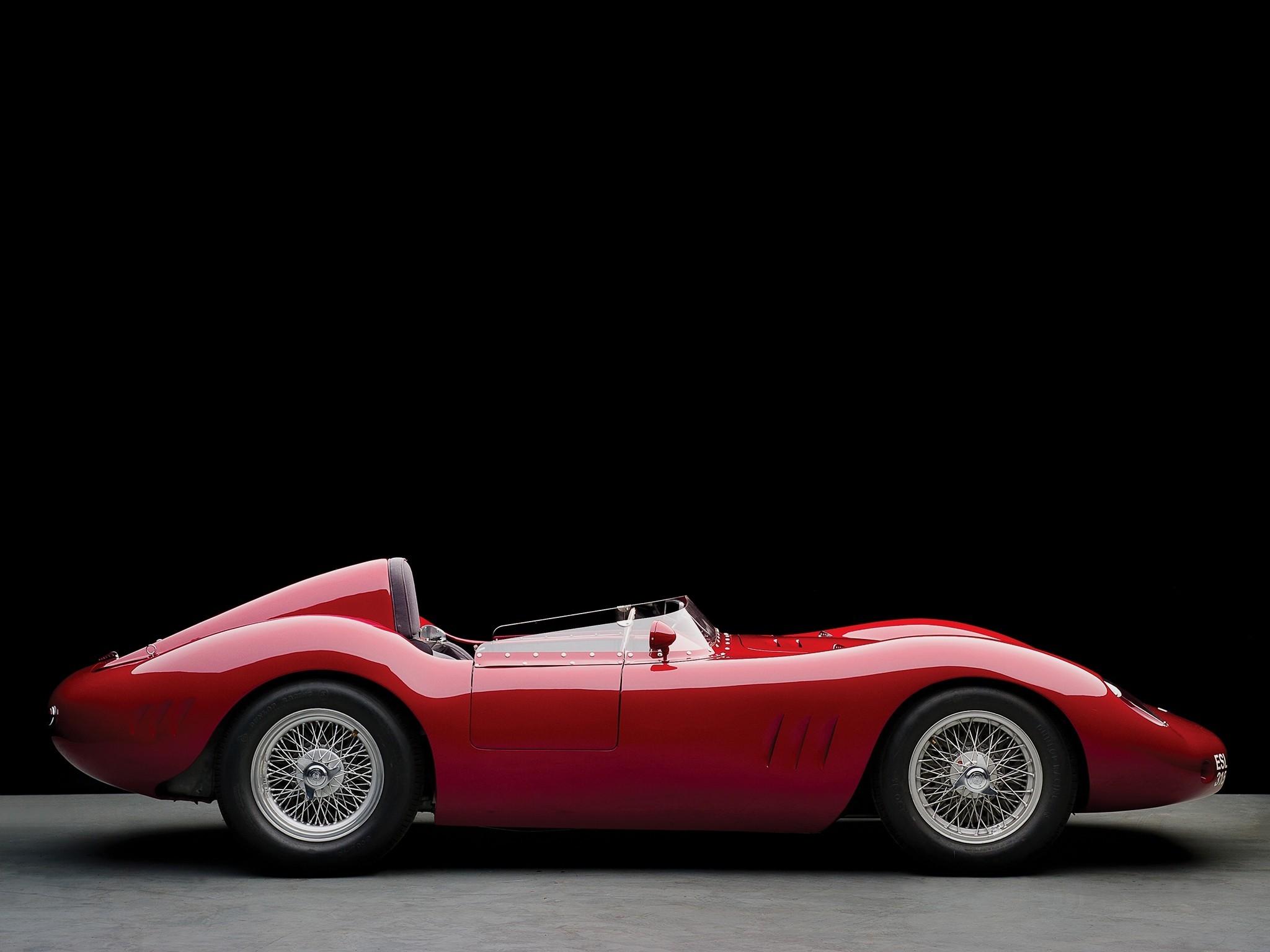General 2048x1536 car Ferrari oldtimers vehicle