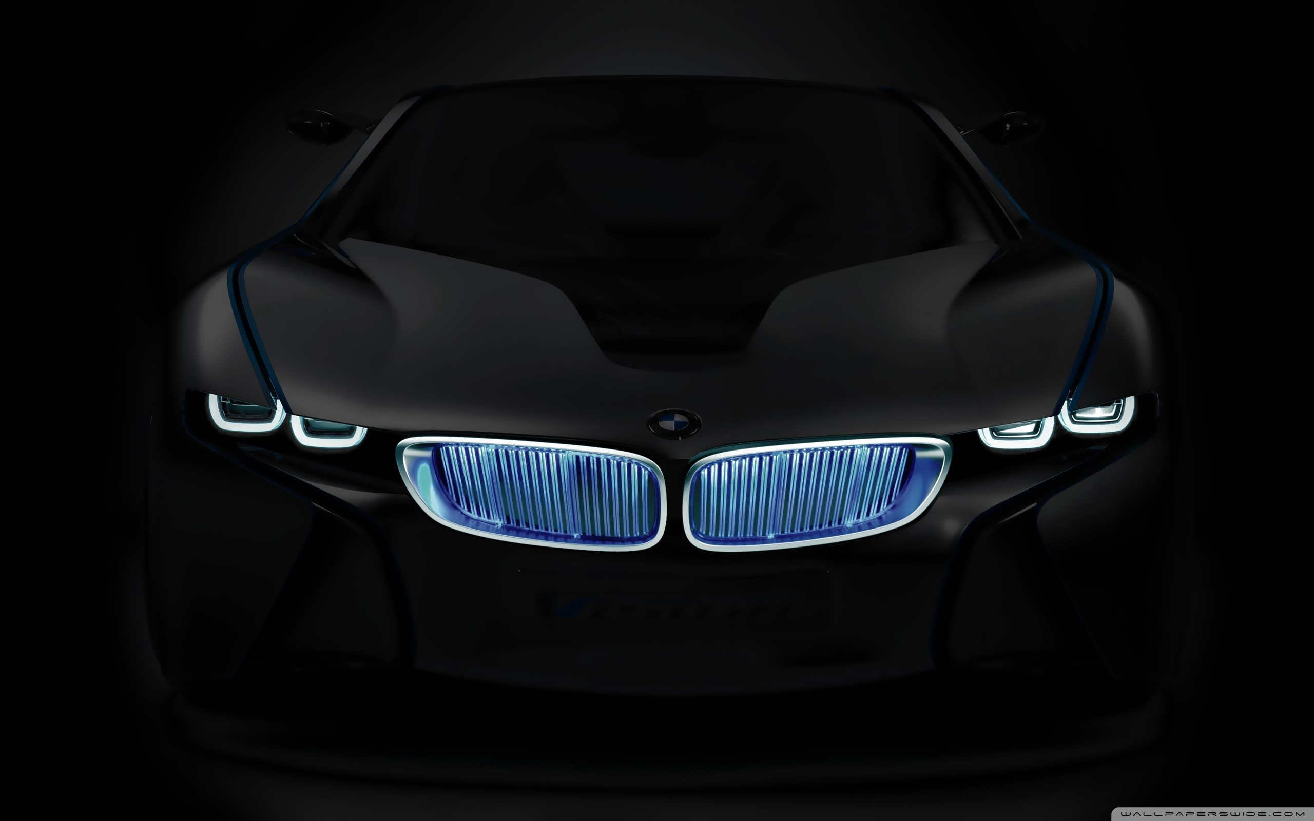 General 2560x1600 BMW car vehicle BMW i8 BMW Vision