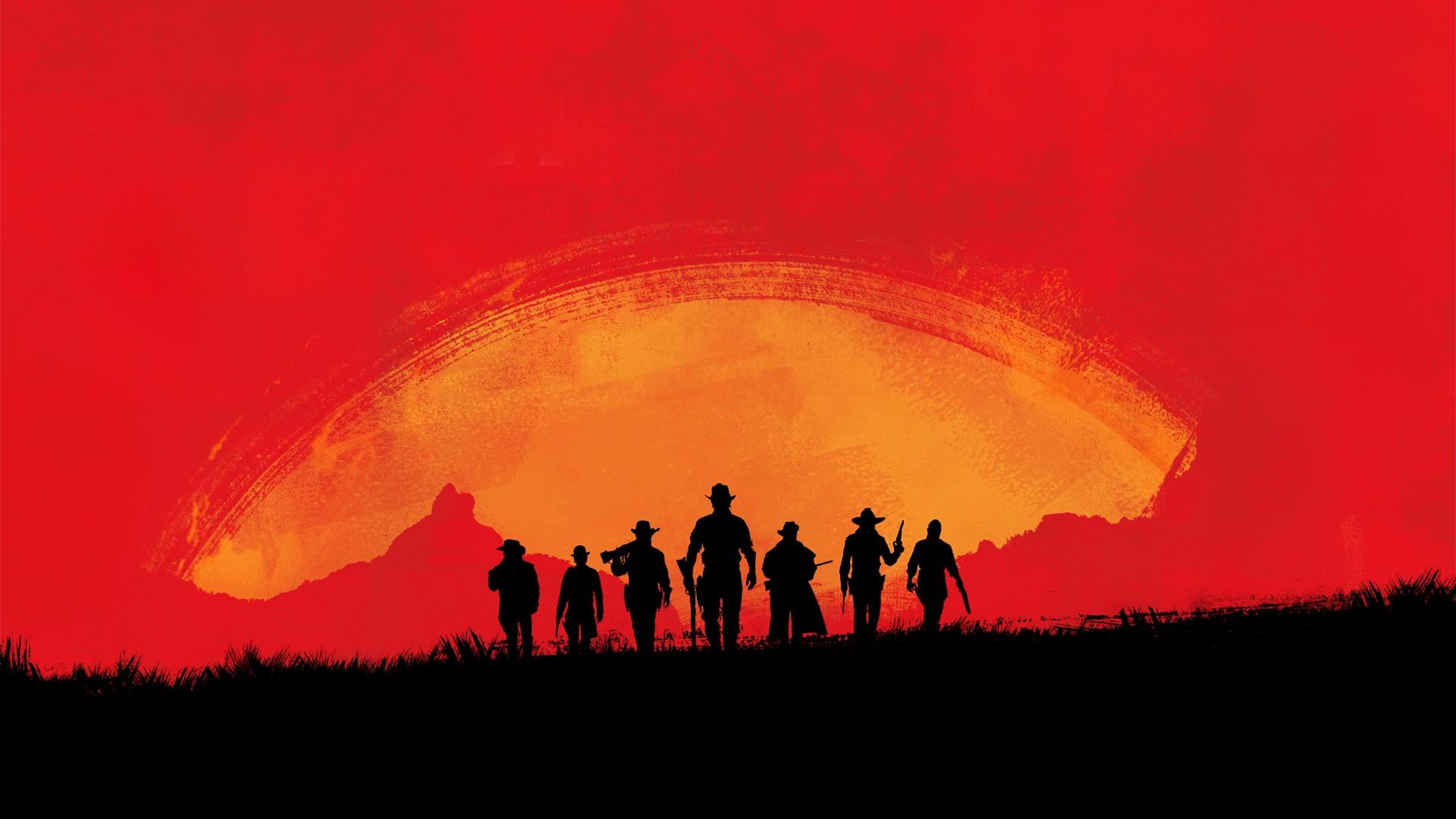 General 1920x1080 Red Dead 3 Rockstar Games Red Dead Redemption 2 Red Dead Redemption