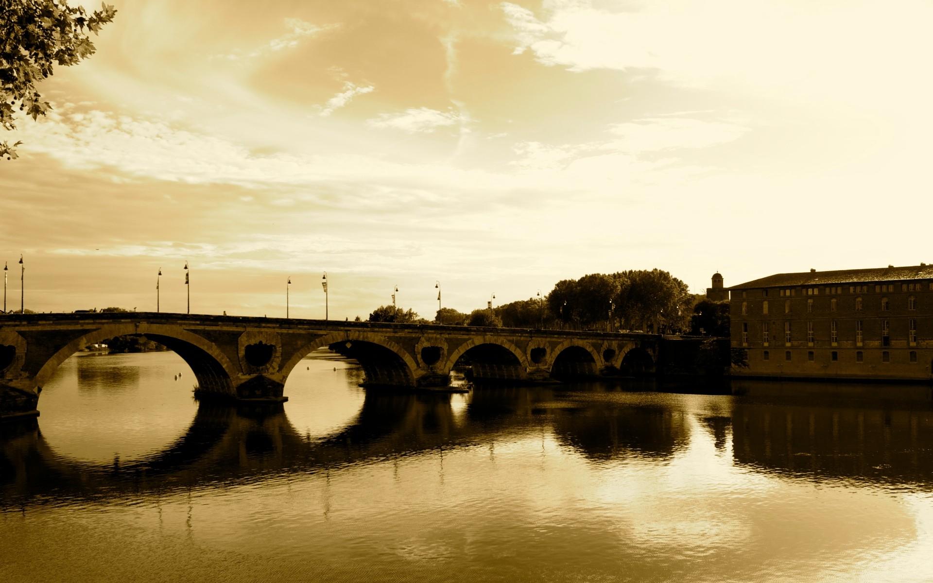 General 1920x1200 Toulouse Pont-Neuf Garonne France