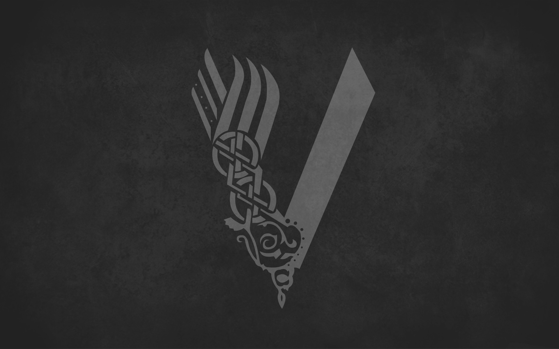 viking, Vikings, Vikings (TV series), TV, logo, minimalism ...