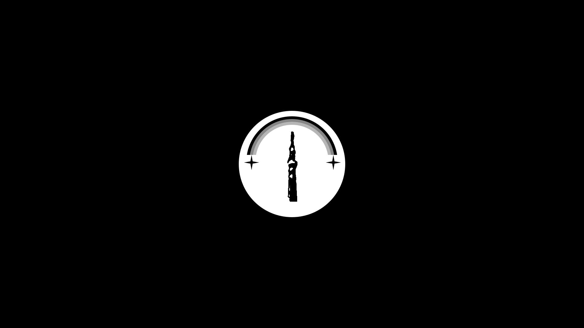 General 1920x1080 horizon minimalism logo