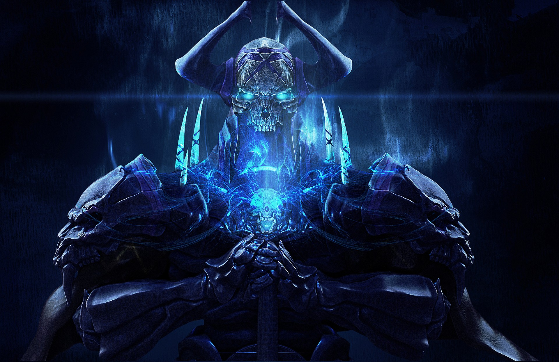 Anime 1920x1245 demon Fate/Grand Order Assassin (Fate/Grand Order) King Hassan (Fate/Grand Order)