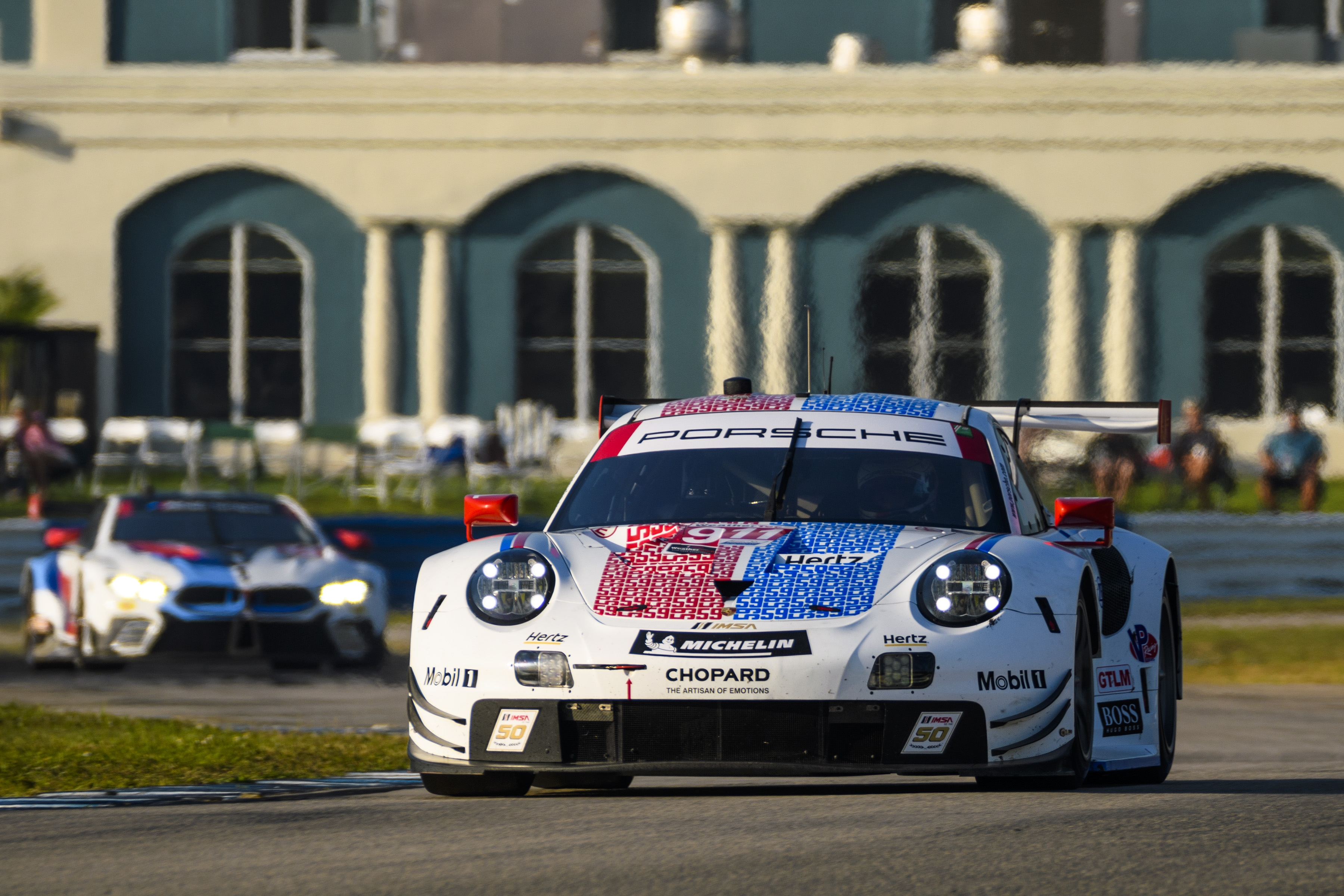 General 3600x2400 Porsche Porsche 911 RSR car white cars vehicle BMW M8 GTE Porsche 911 Porsche 991 race tracks