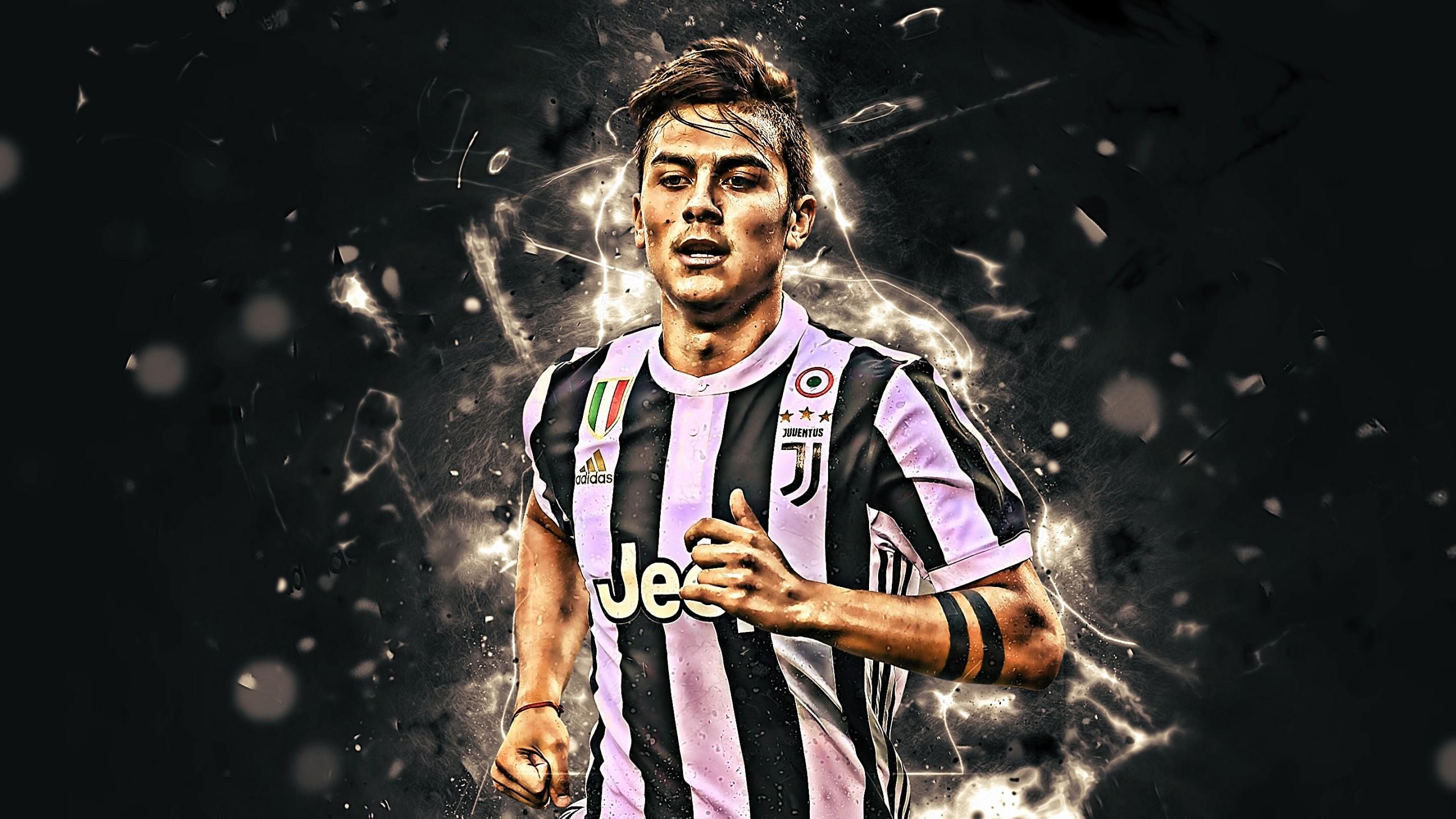 People 2560x1440 Paulo Dybala Juventus Football