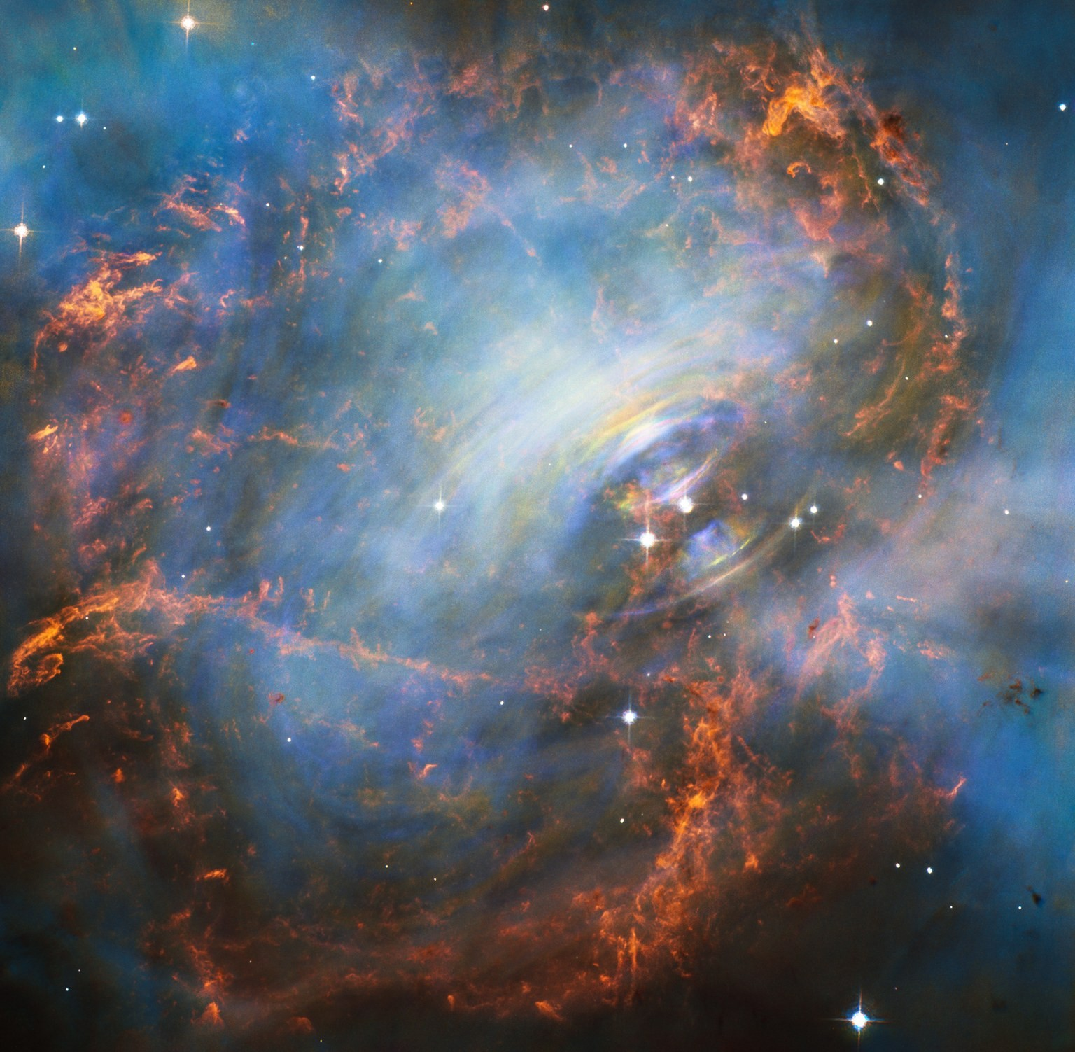 General 1536x1503 space galaxy Crab Nebula
