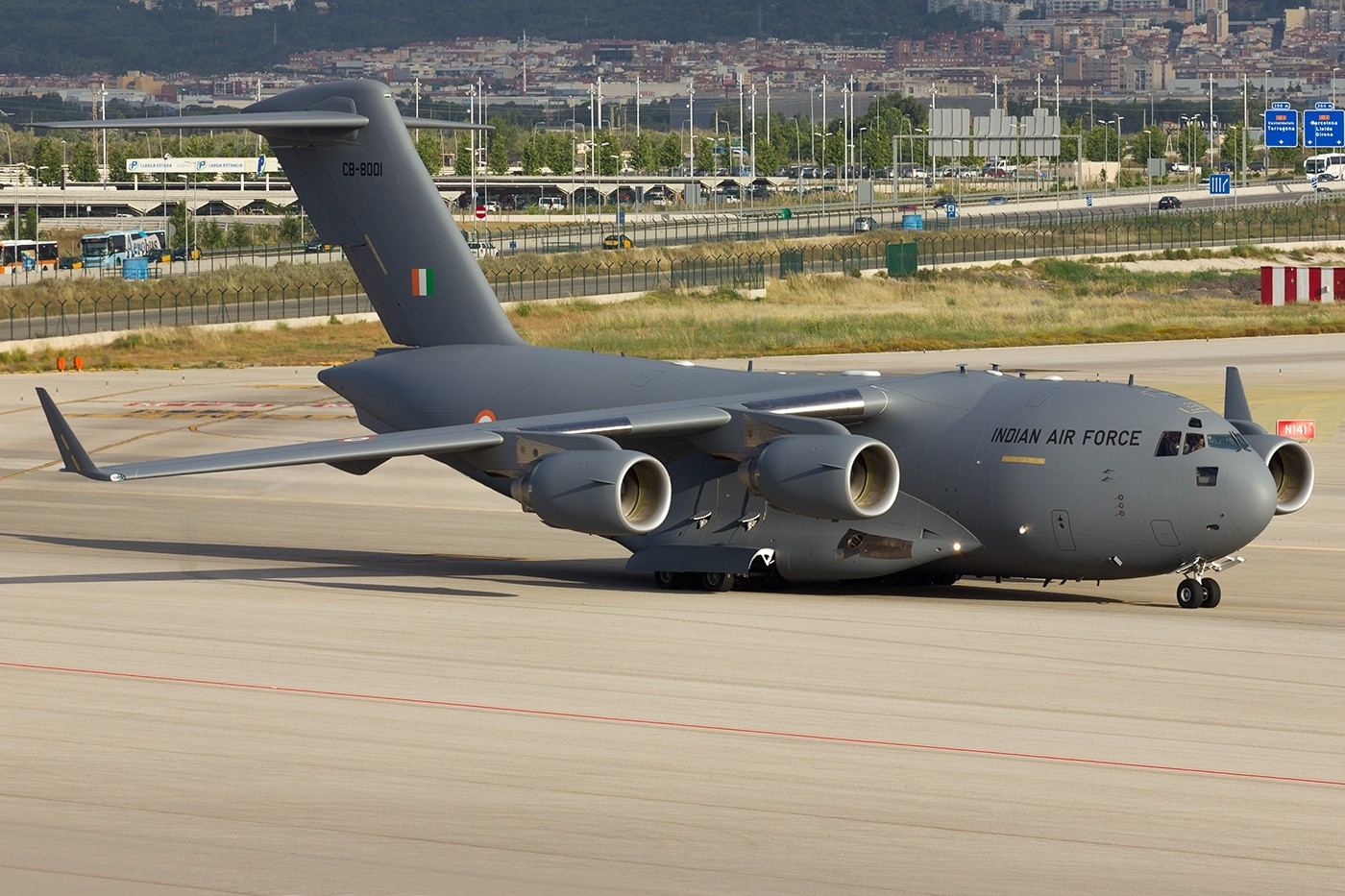 General 1400x933 Indian Air Force Boeing C-17 Globemaster III military aircraft military aircraft vehicle