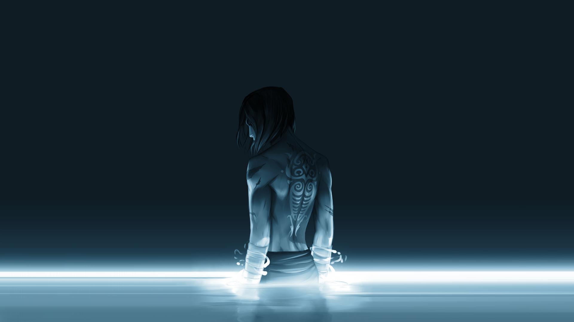 Anime 1920x1080 Avatar: The Last Airbender The Legend of Korra anime simple background