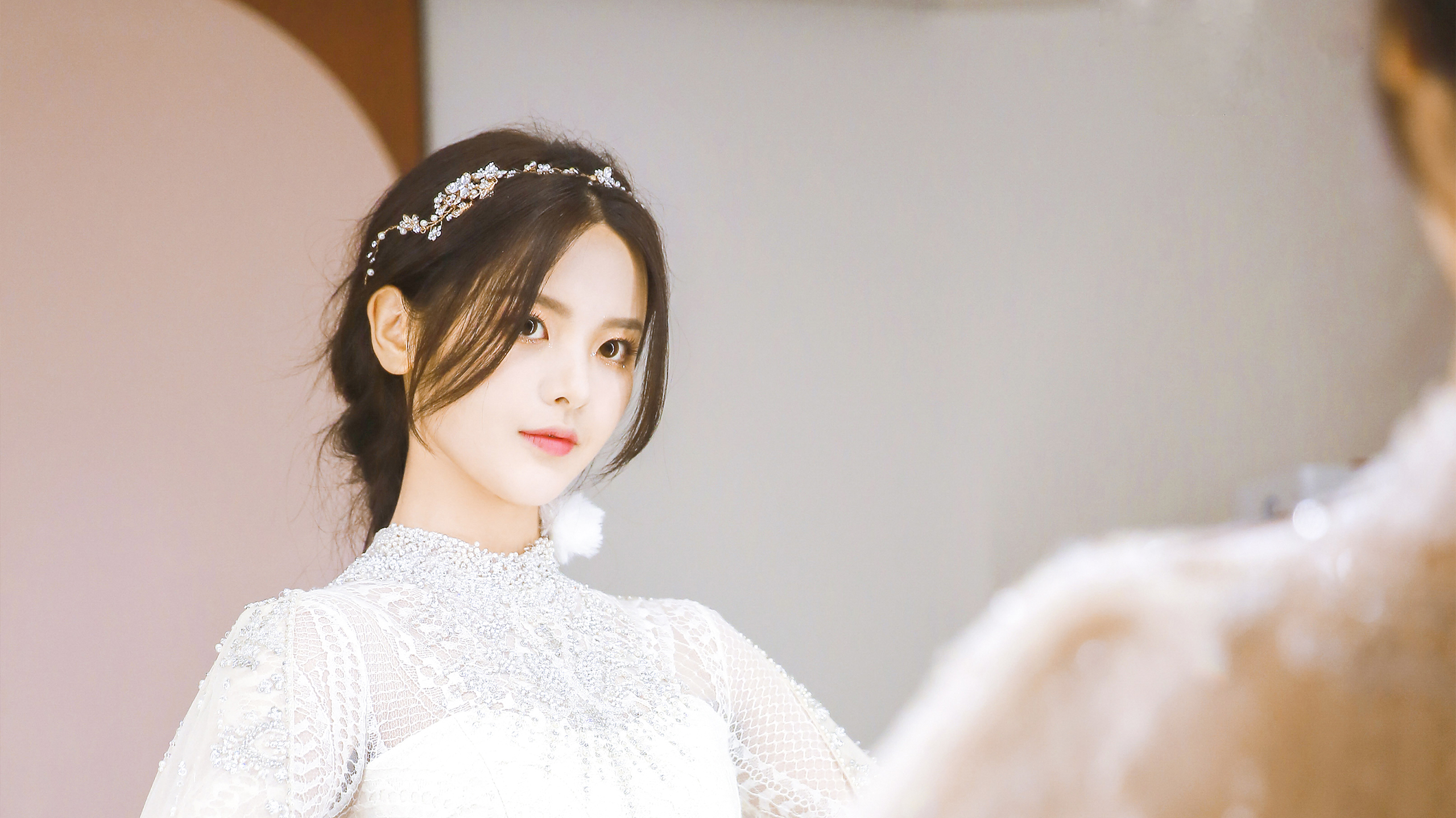 People 2560x1440 Yang Chaoyue Asian face Idol women Chinese