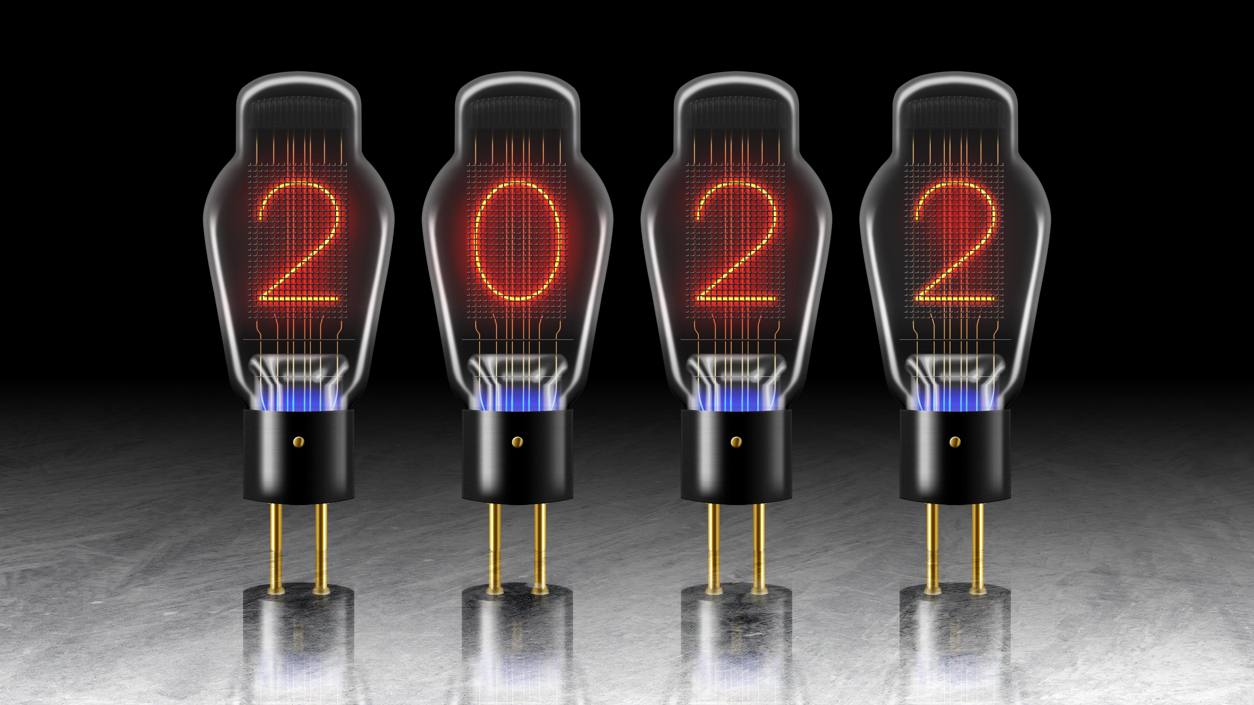 General 4000x2250 vacuum tubes 2022 (Year) Nixie Tubes