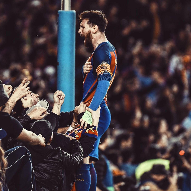 People 1365x1365 FC Barcelona soccer clubs soccer Lionel Messi Camp Nou