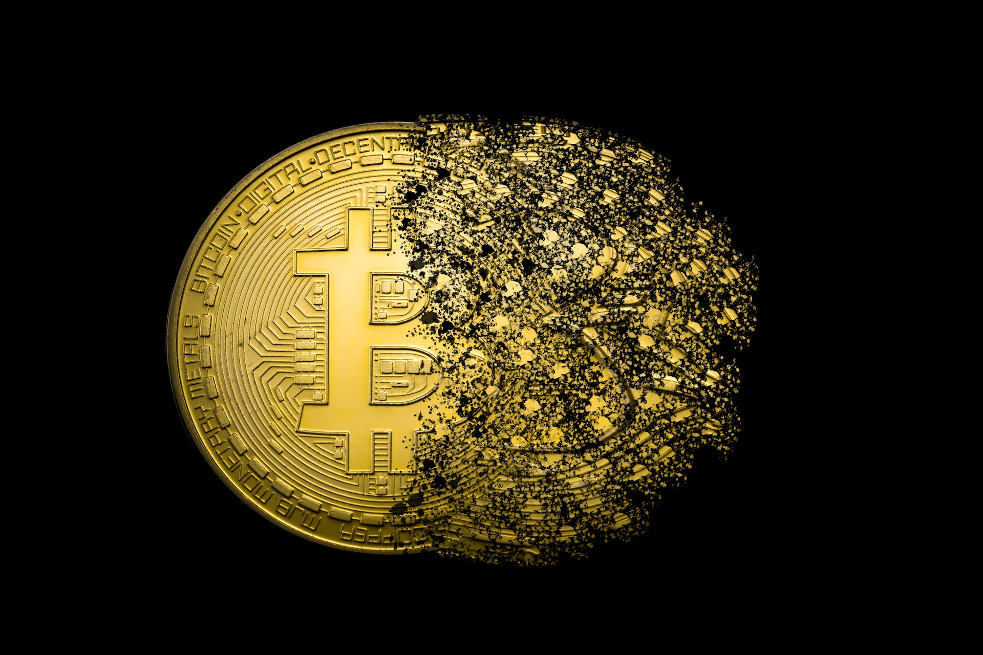 General 1920x1280 Bitcoin gold money