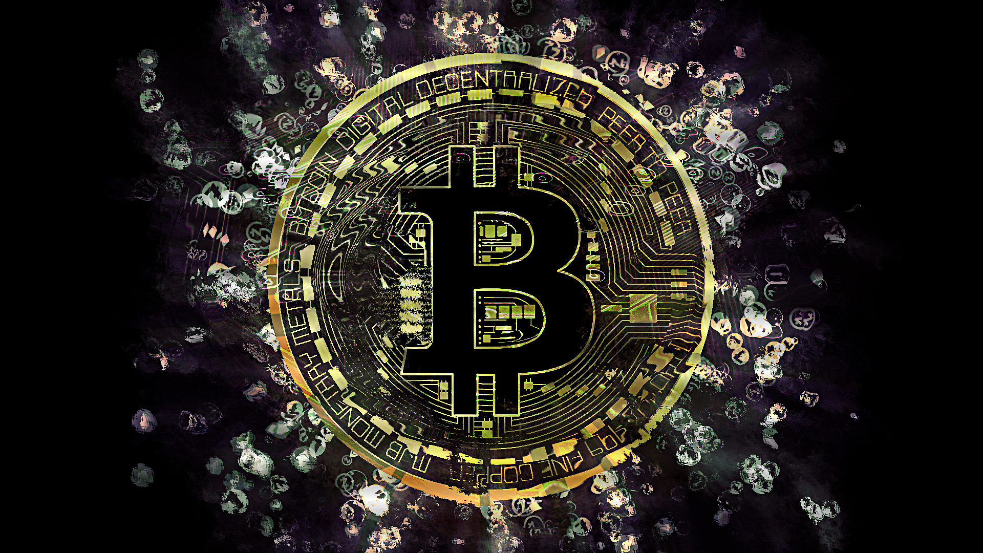 General 1920x1080 Bitcoin cryptocurrency currency money