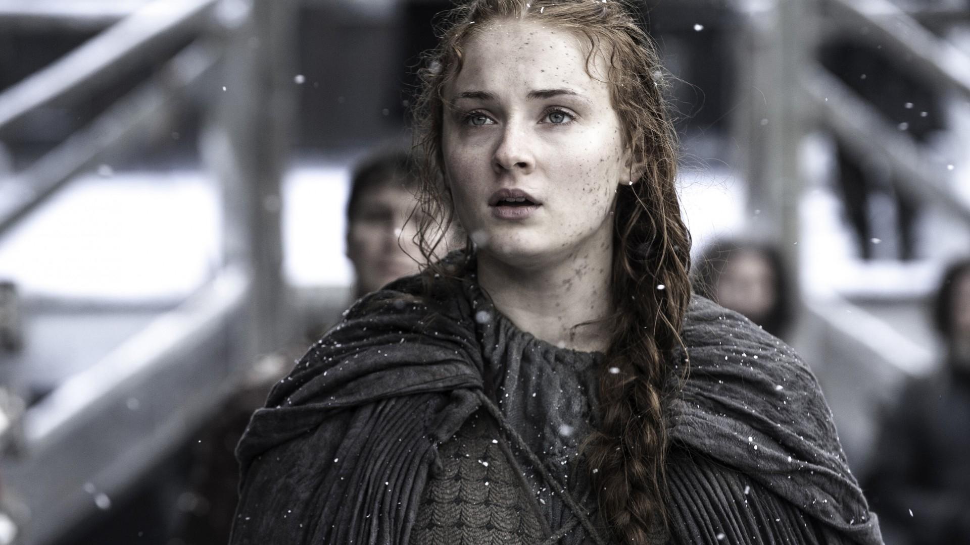 People 1920x1080 Game of Thrones Sansa Stark Sophie Turner women