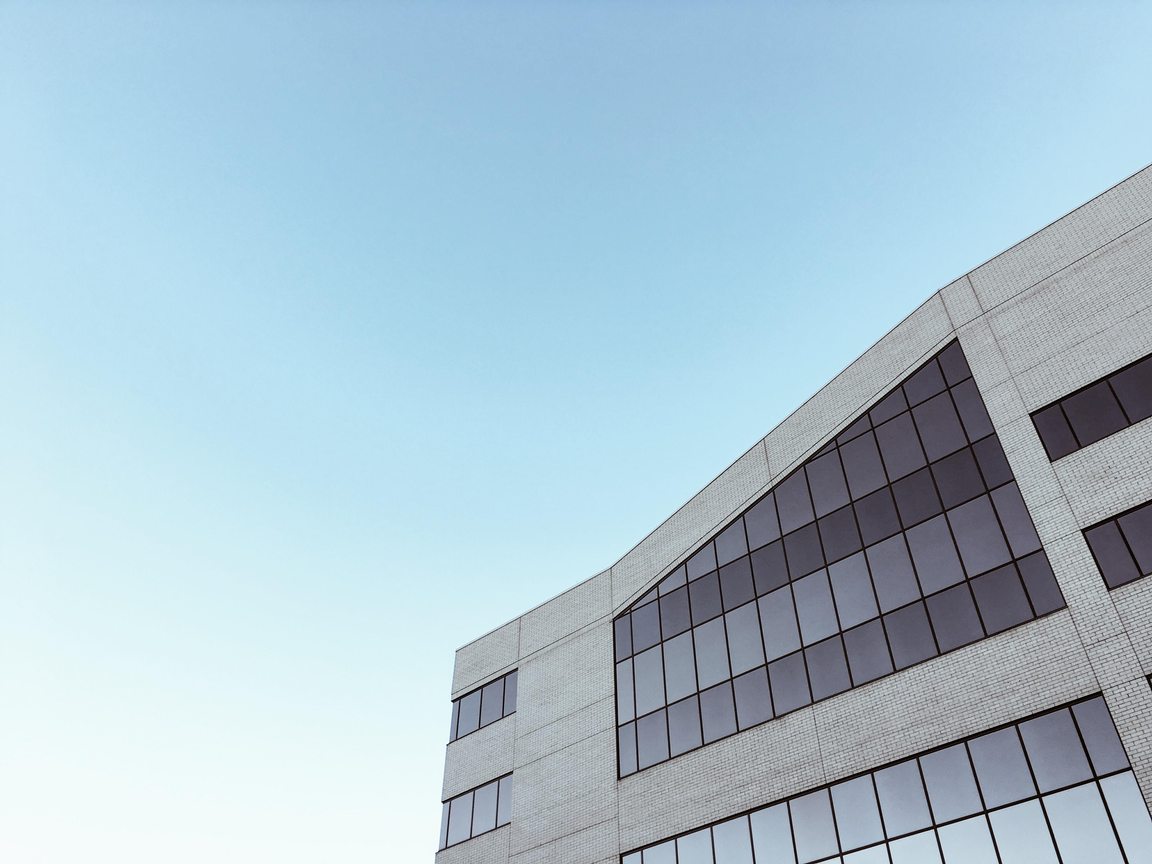 General 4032x3024 architecture building sky minimalism