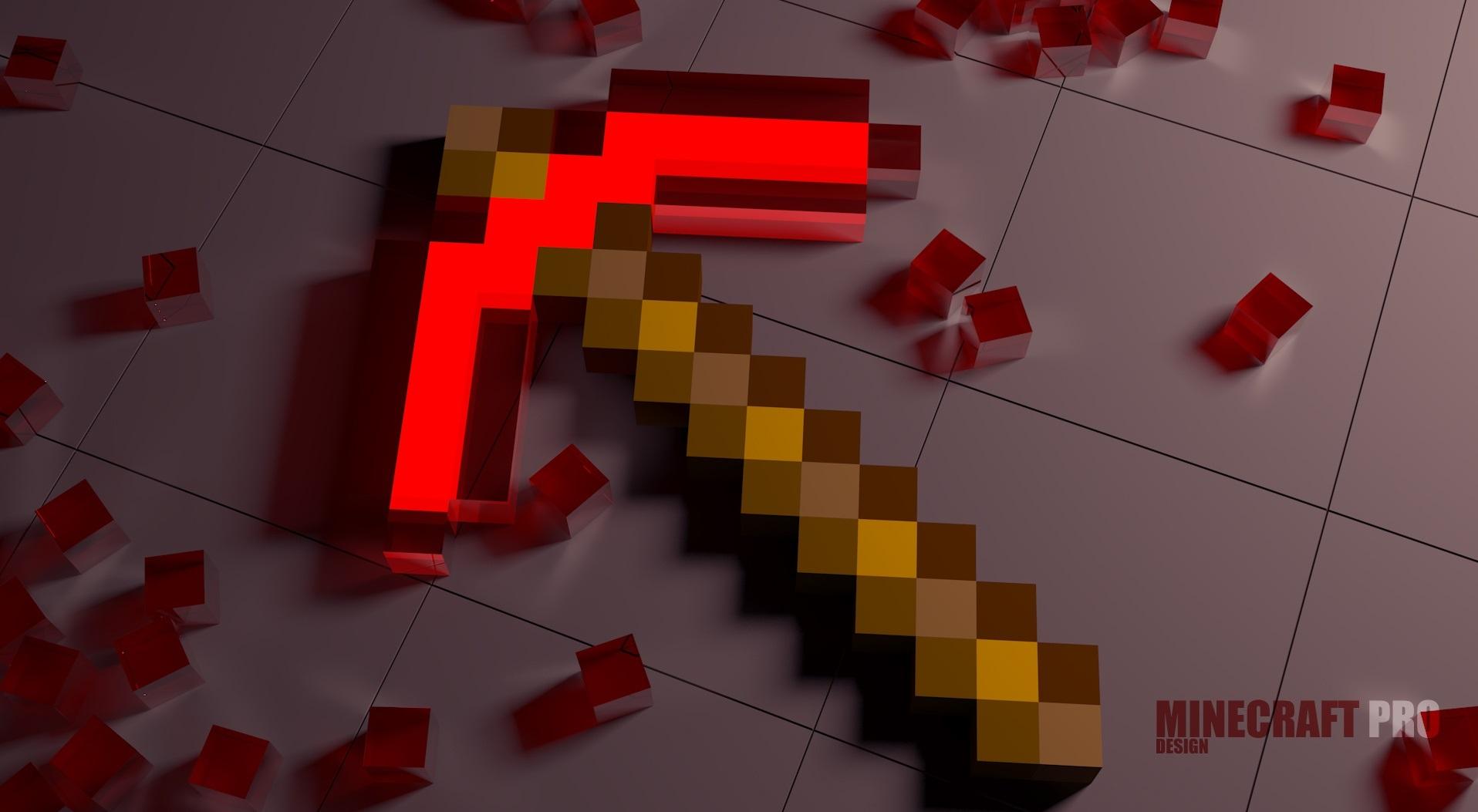 General 1916x1053 Minecraft game art artwork 3D Abstract