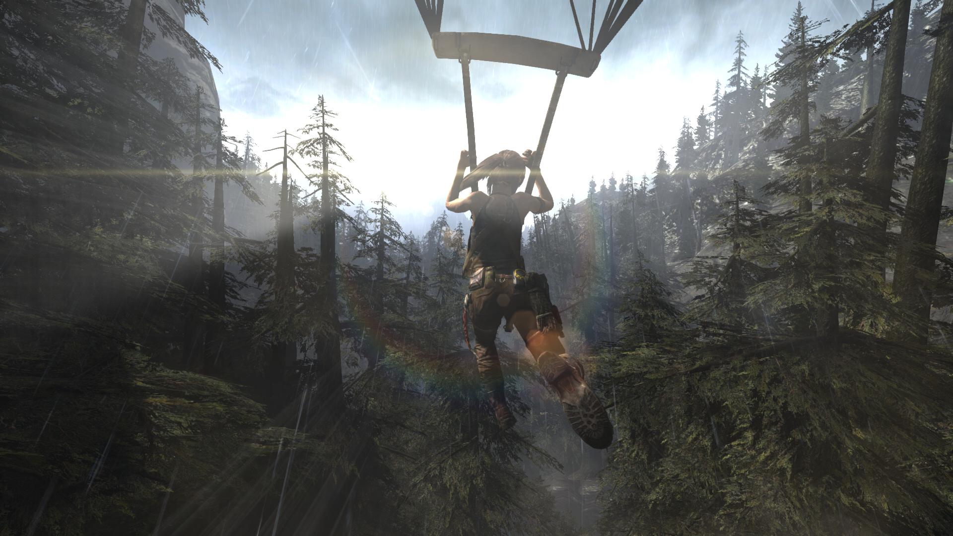 General 1920x1080 Lara Croft Tomb Raider (2013) tomb raider 2013 video games PC gaming screen shot
