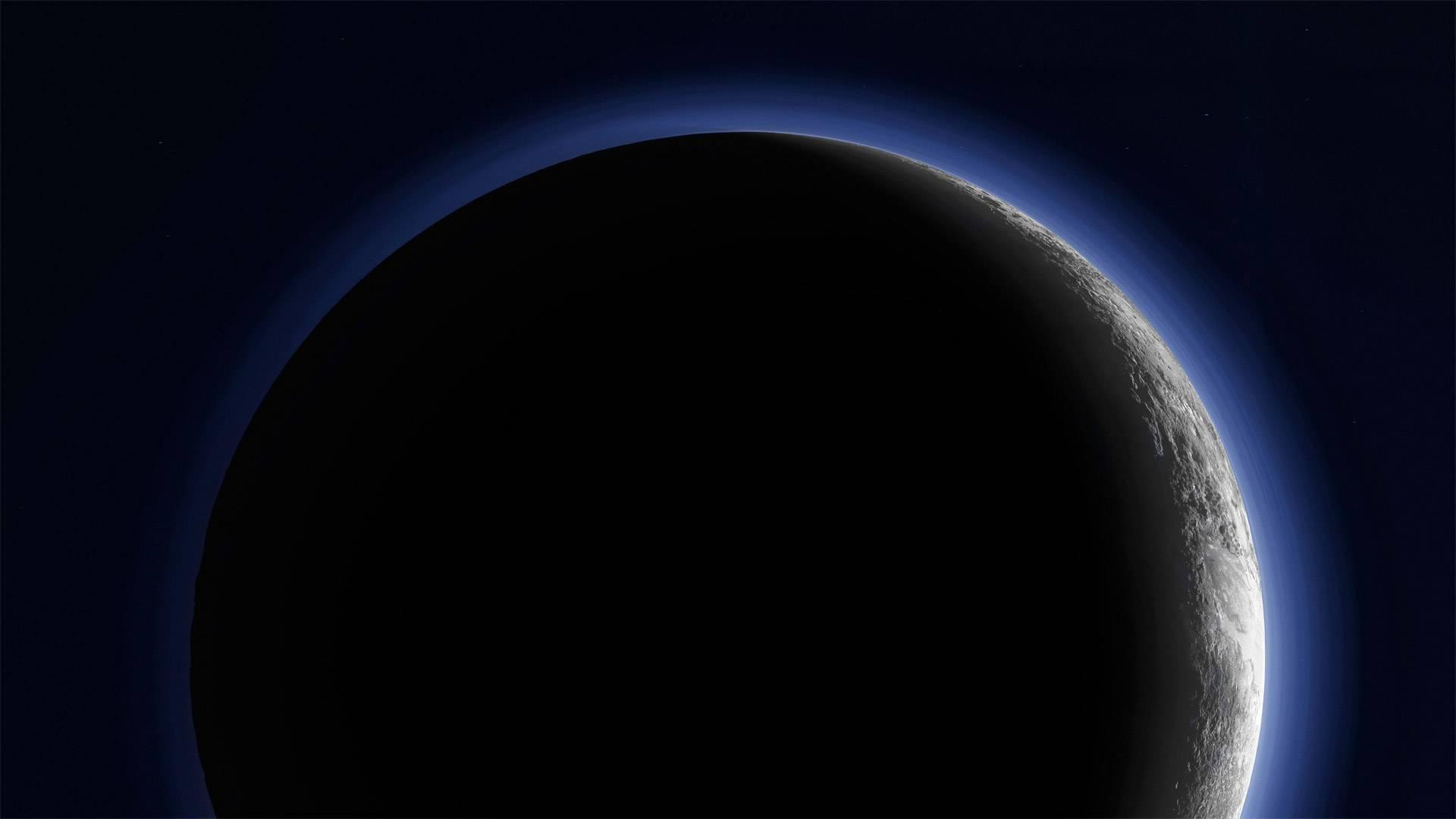 General 1920x1080 photography nature space Pluto NASA Bing