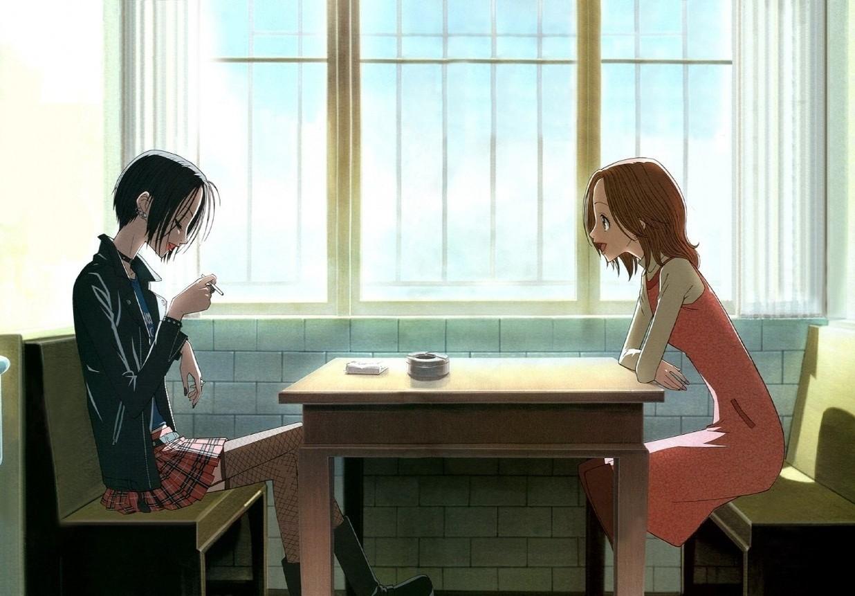 Anime 1236x861 anime girls NANA (anime) Nana Komatsu Nana Osaki