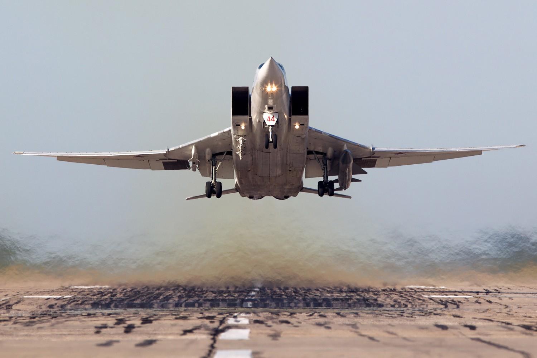 General 1500x1000 Tupolev Tu-22M3 Russian Air Force Bomber