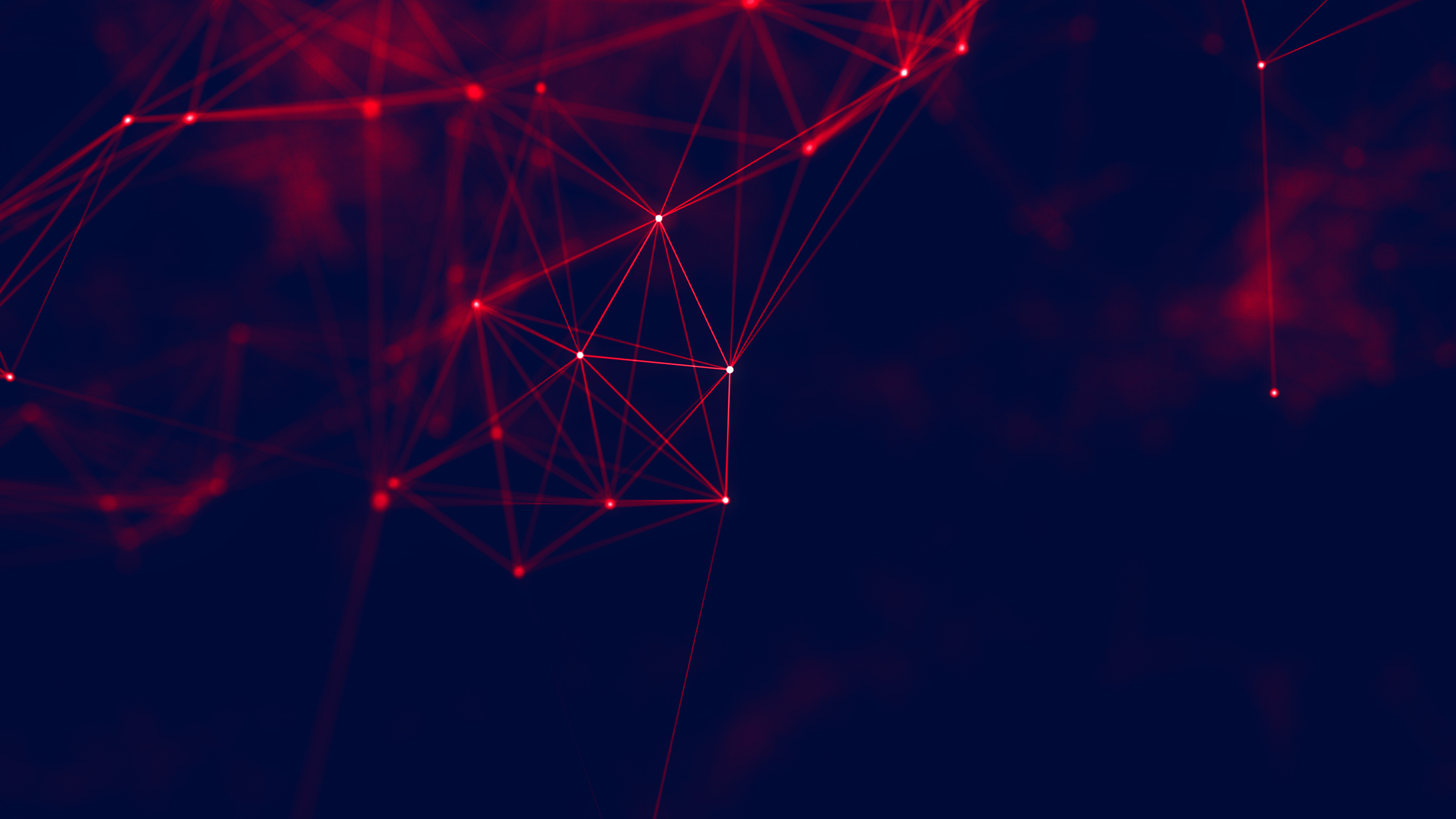 General 6080x3420 geometry cyberspace red lines digital art abstract vector