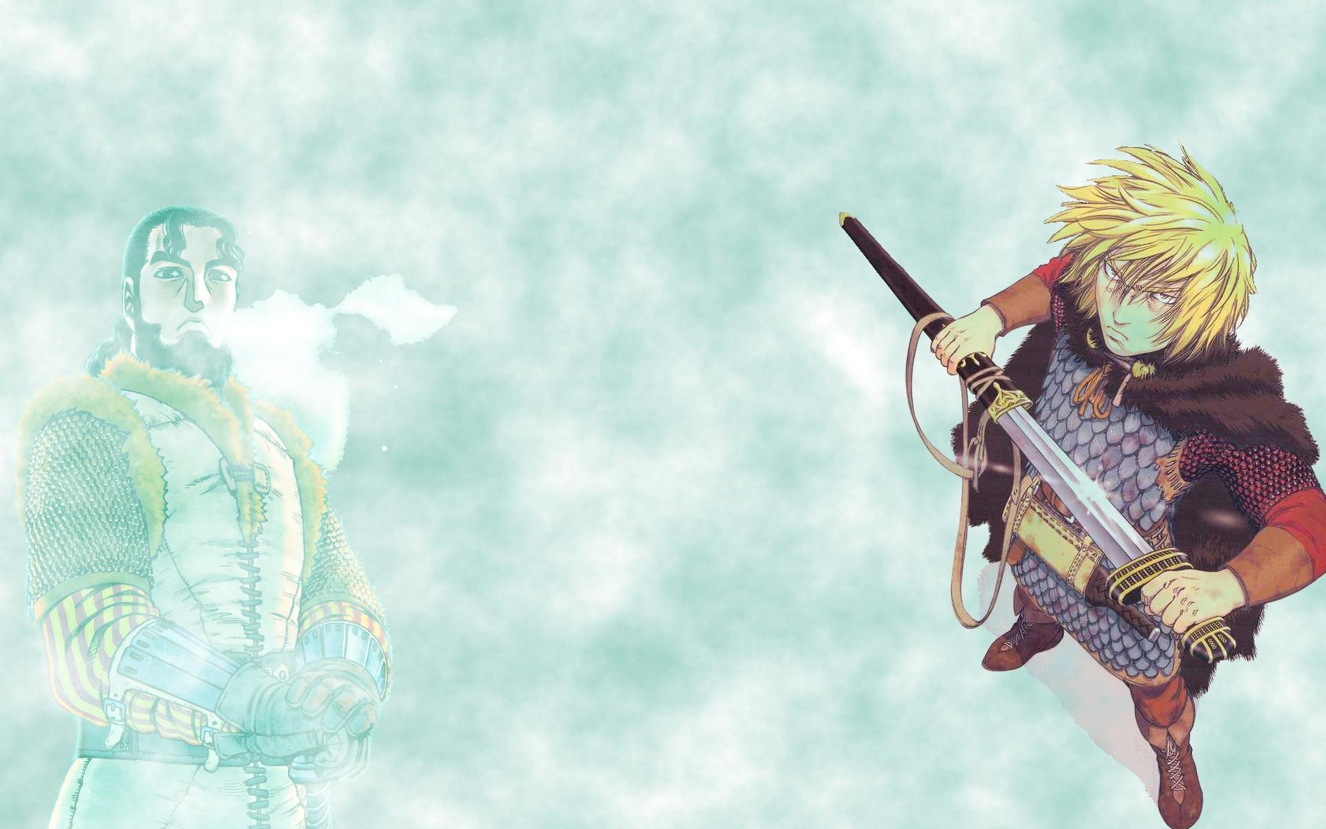 Anime 1920x1200 anime Vinland Saga sword fantasy art