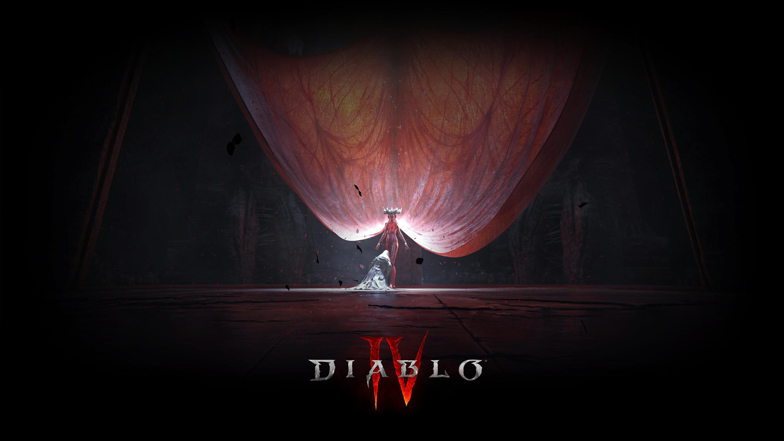 General 2560x1440 Diablo diablo iv diablo 4