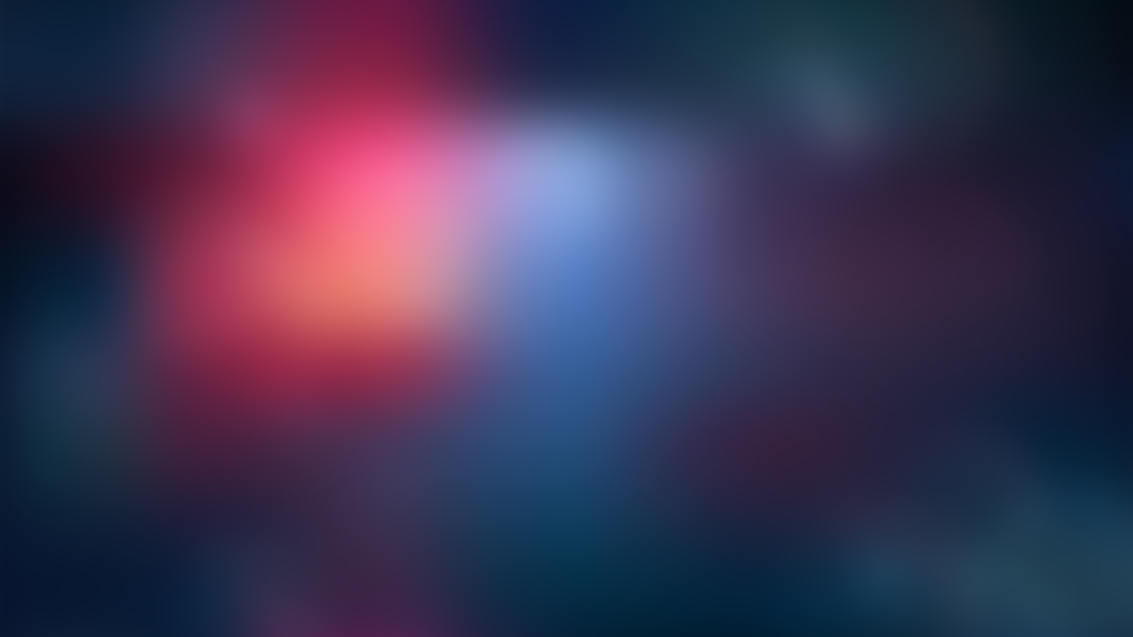 General 3840x2160 lights abstract blue purple red blurred