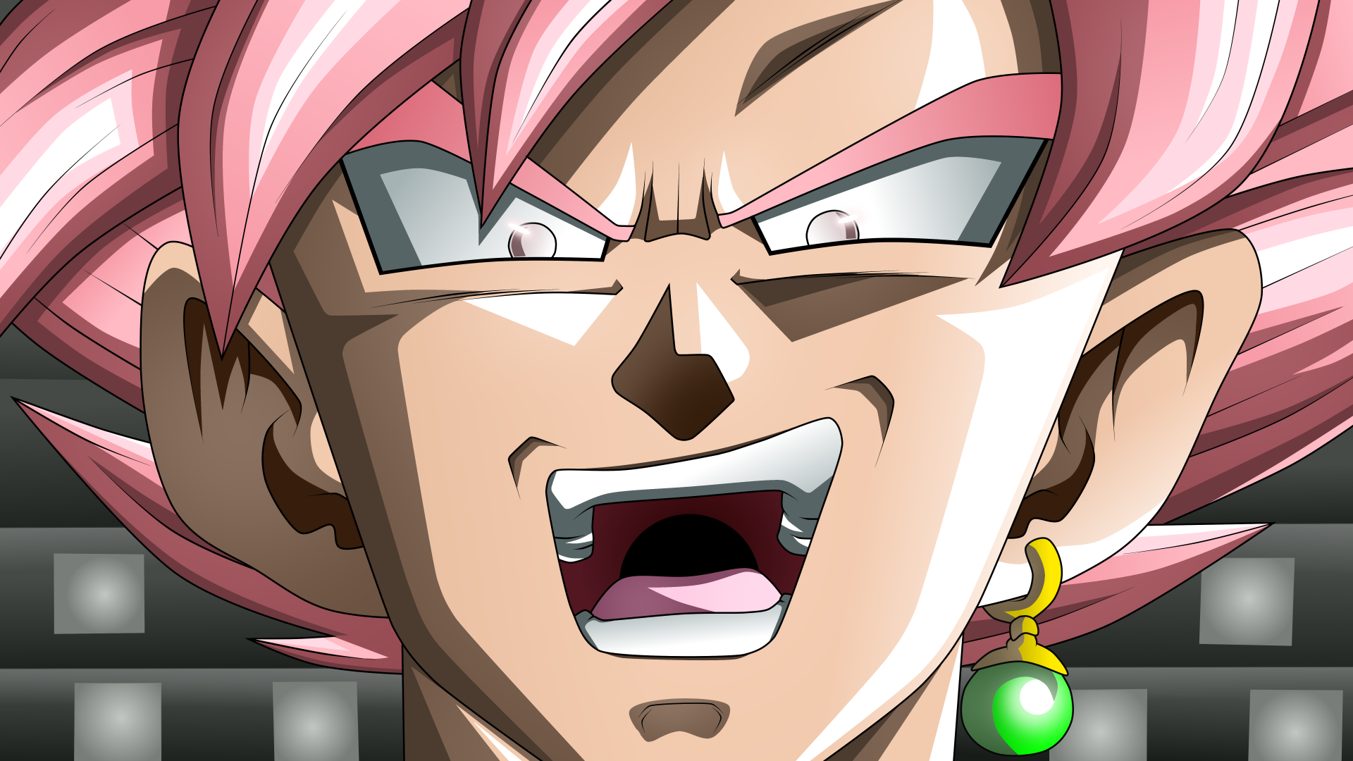 Anime 1920x1080 Dragon Ball Super Dragon Ball Super Saiyajin Rosé Black Goku