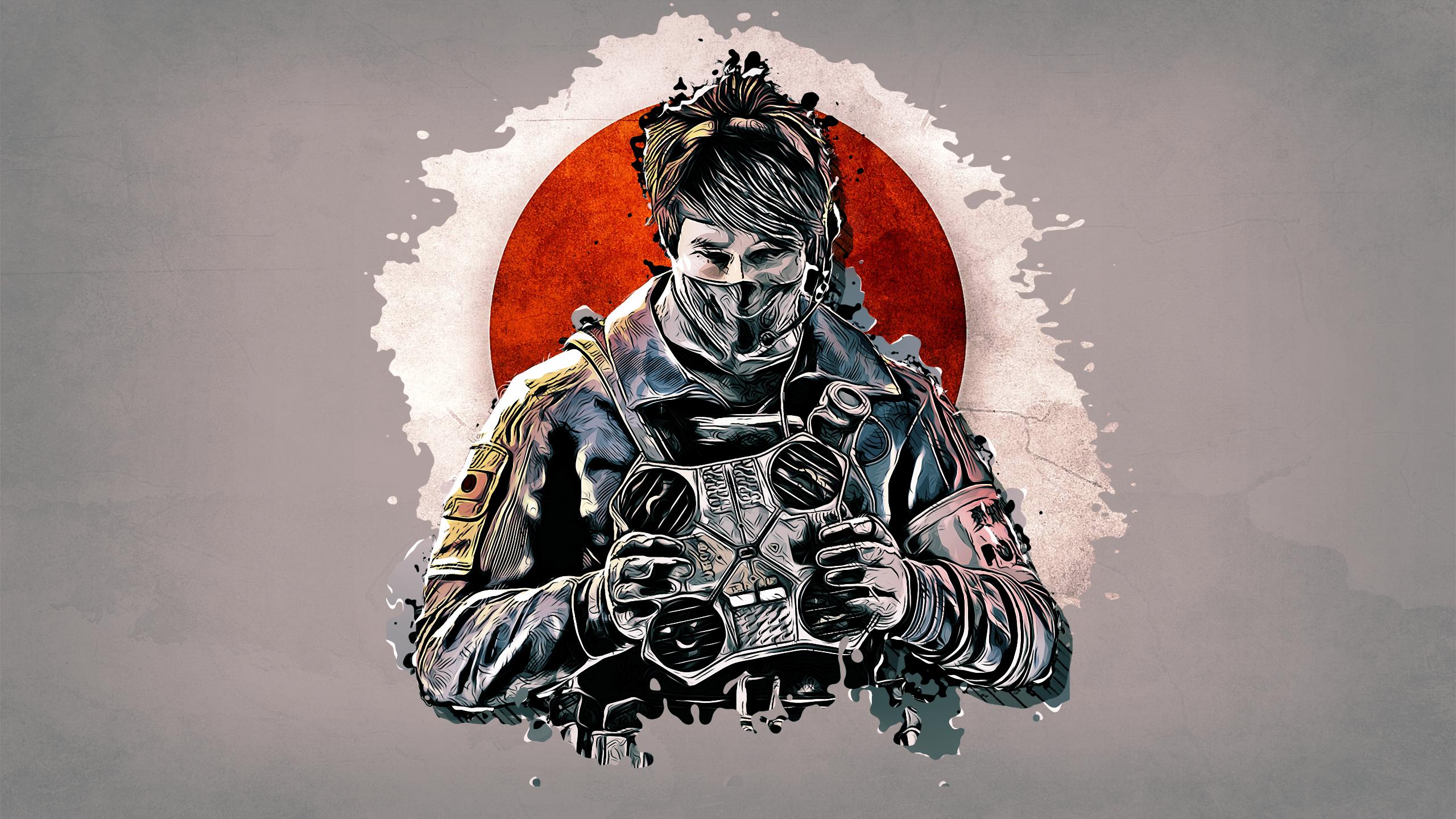 General 2560x1440 video games Rainbow Six: Siege Tom Clancy's Rainbow Six