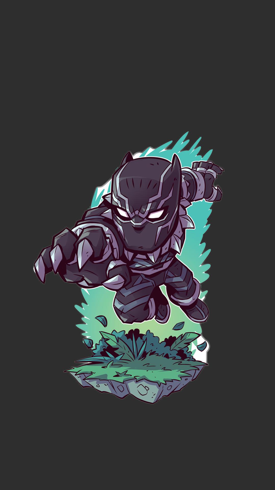 General 1080x1920 superhero Marvel Comics Black Panther