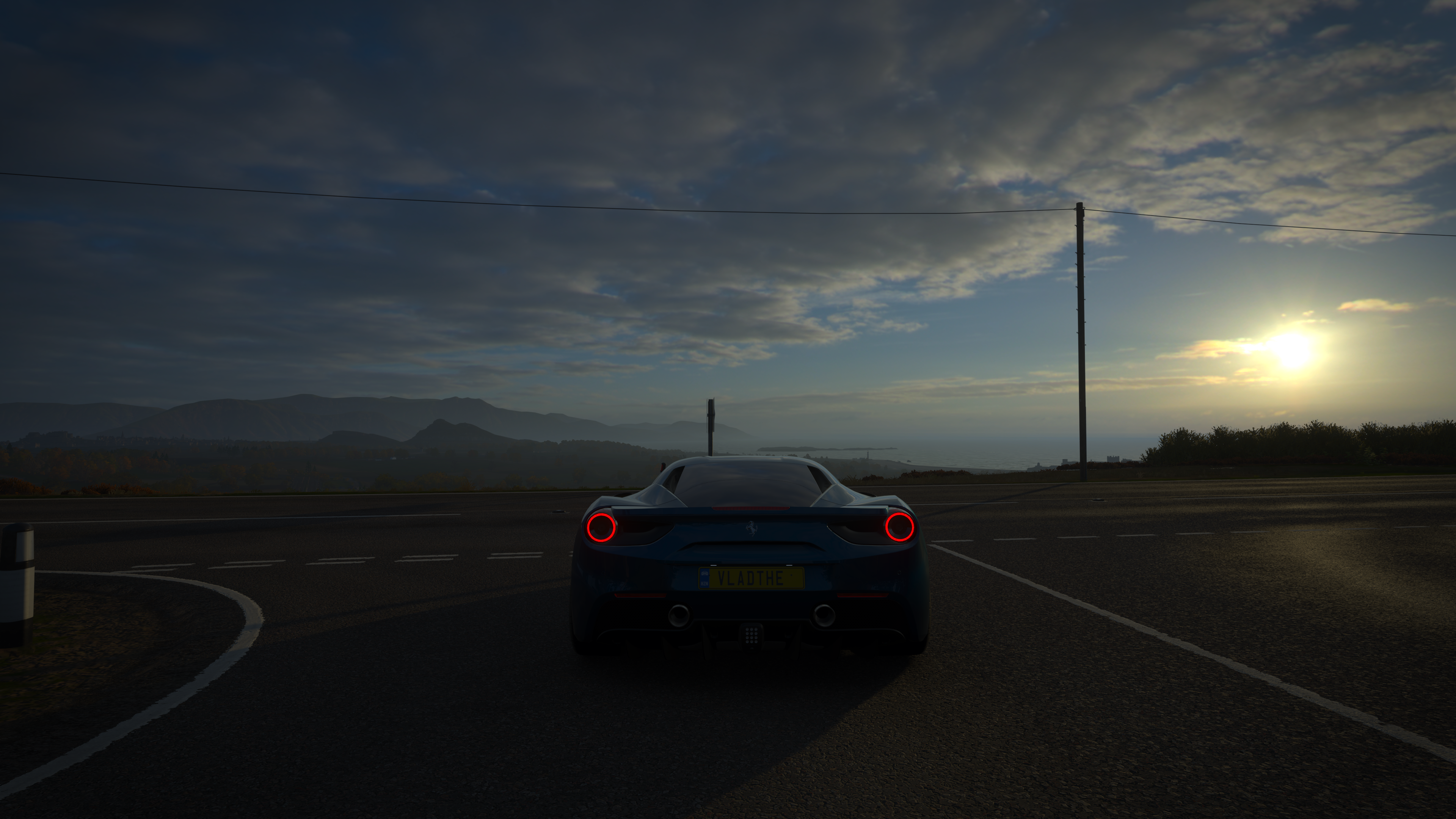 General 3840x2160 Forza Forza Horizon 4 screen shot video games car